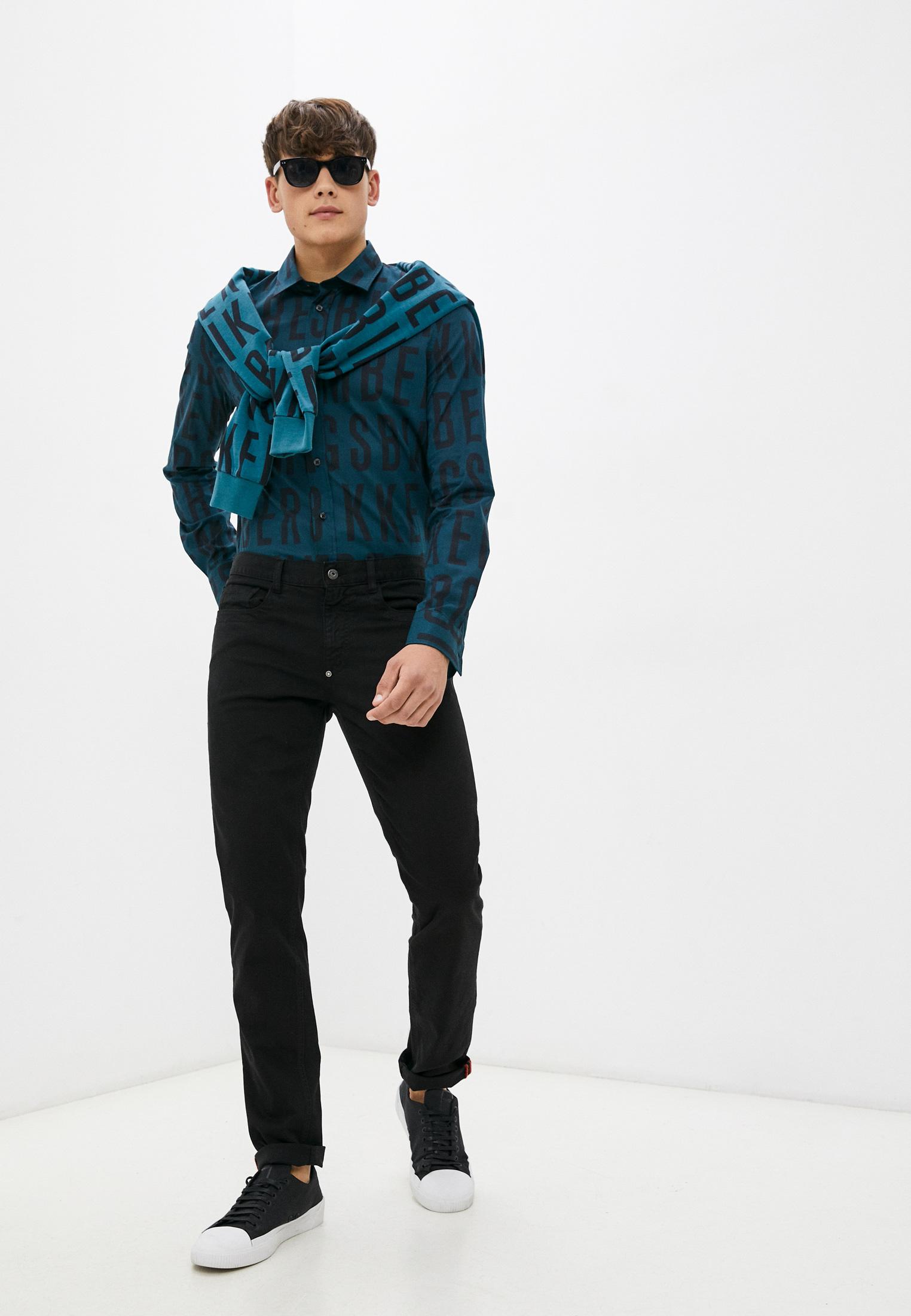 Рубашка с длинным рукавом Bikkembergs (Биккембергс) C C 009 00 S 3354: изображение 3
