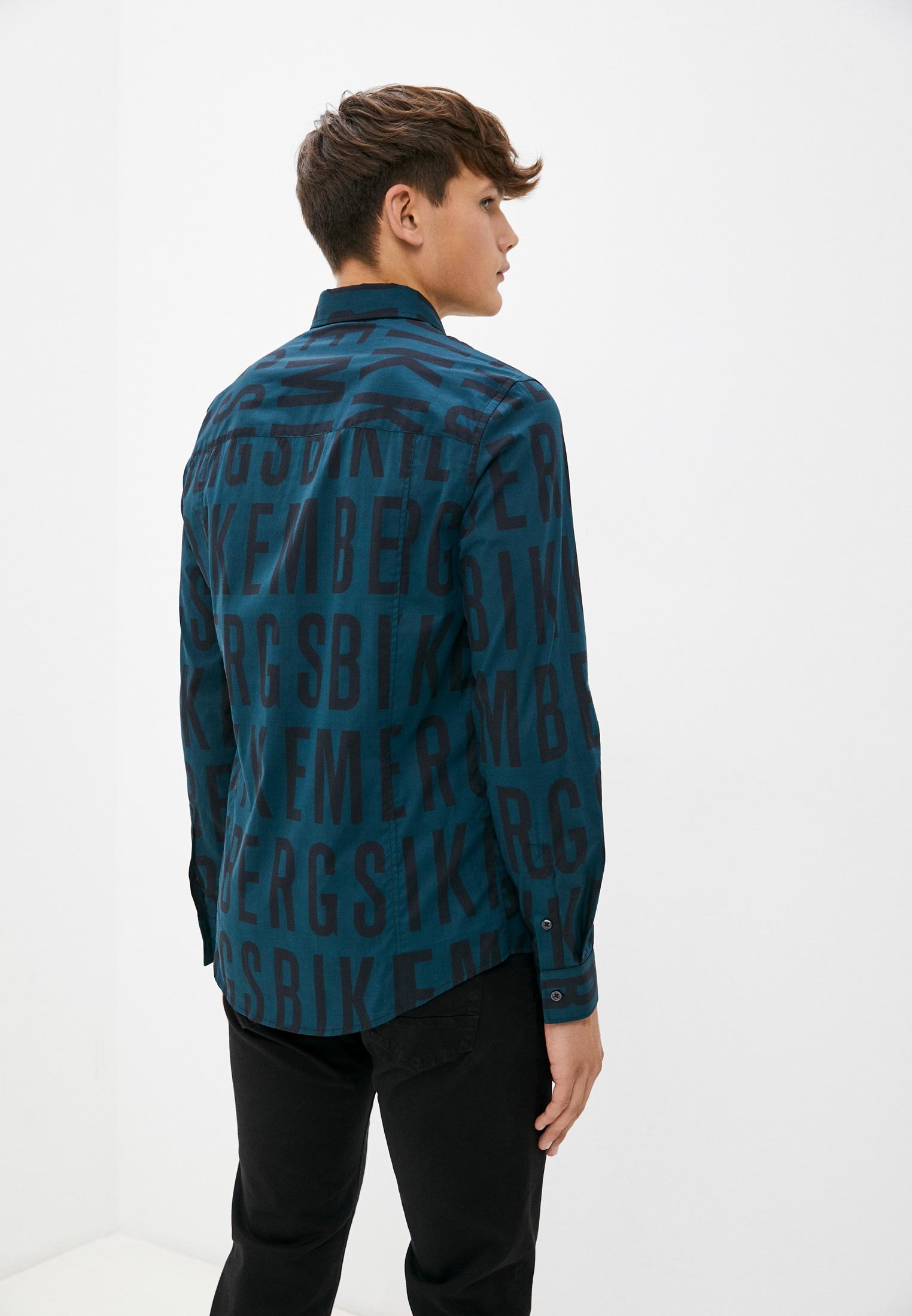 Рубашка с длинным рукавом Bikkembergs (Биккембергс) C C 009 00 S 3354: изображение 4