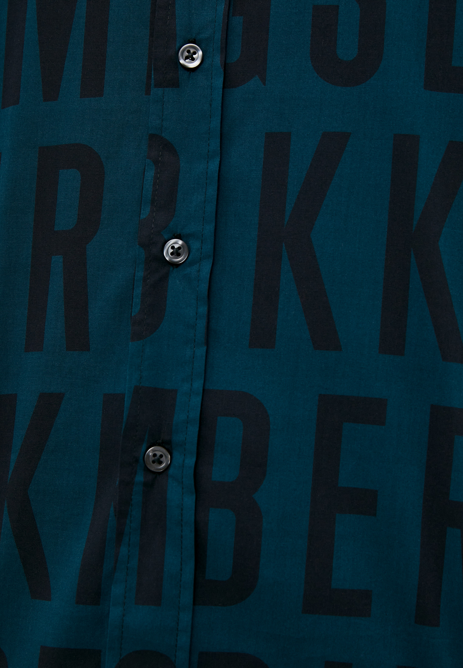 Рубашка с длинным рукавом Bikkembergs (Биккембергс) C C 009 00 S 3354: изображение 5