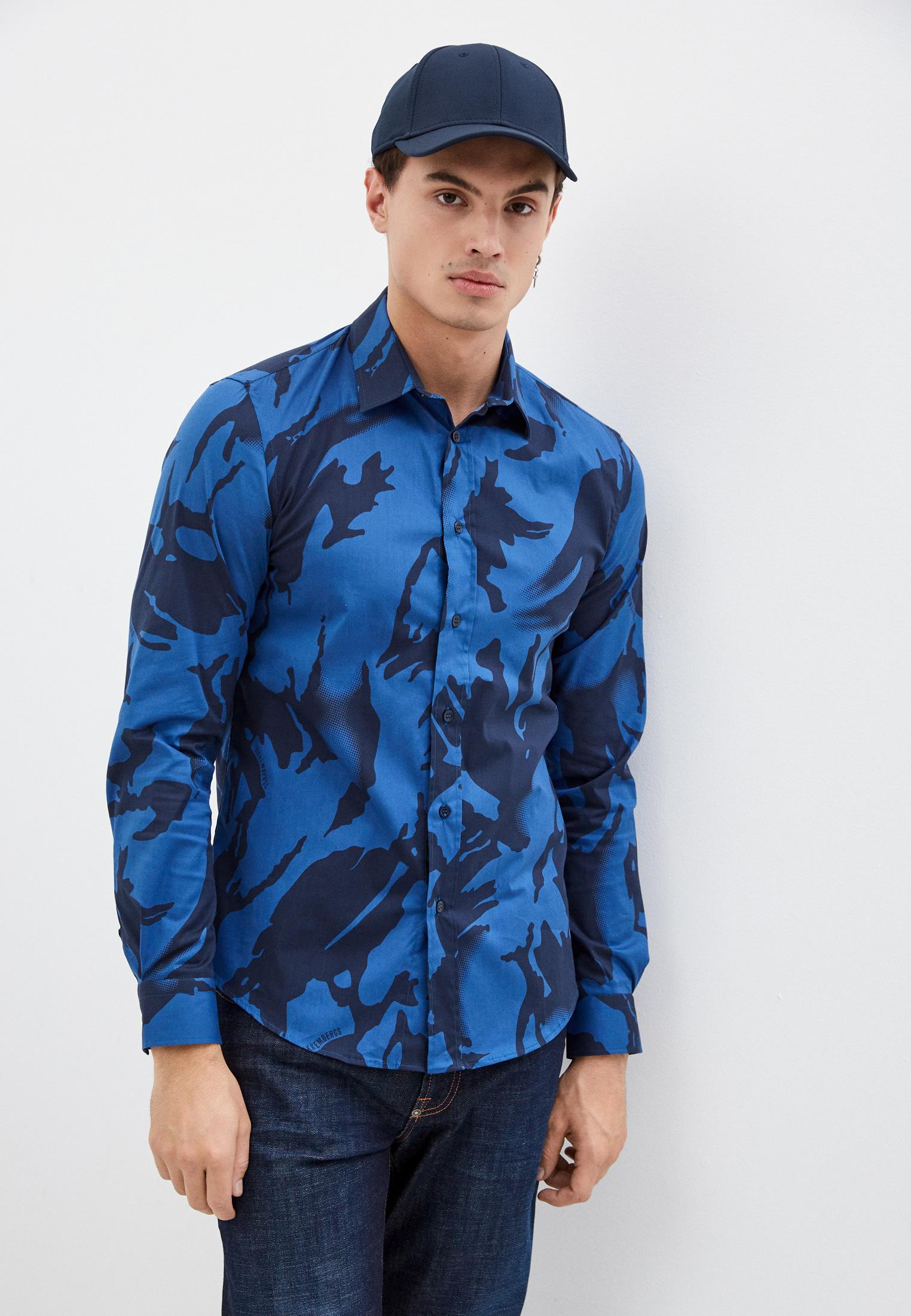 Рубашка с длинным рукавом Bikkembergs C C 009 00 S 3469: изображение 1