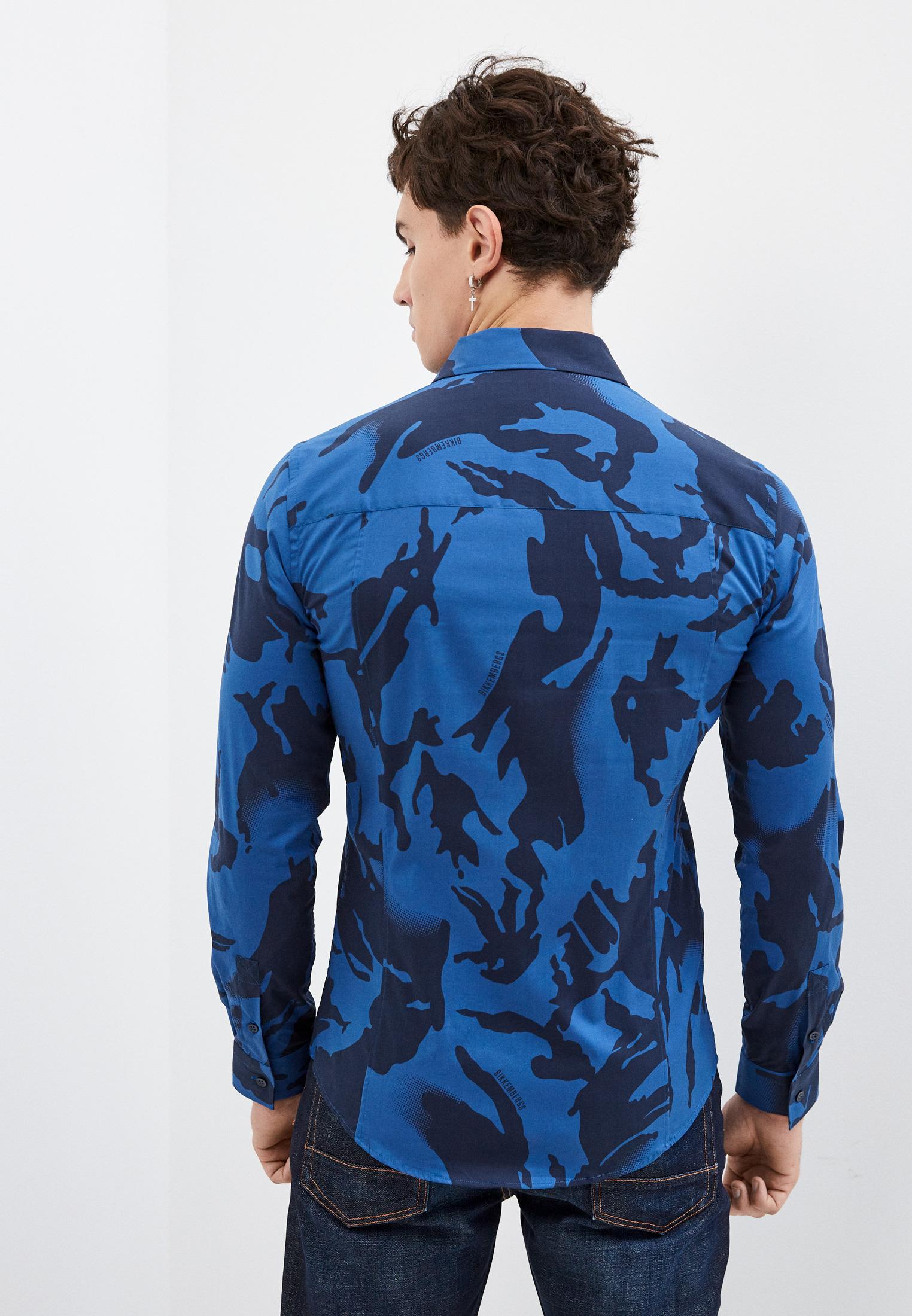 Рубашка с длинным рукавом Bikkembergs C C 009 00 S 3469: изображение 4