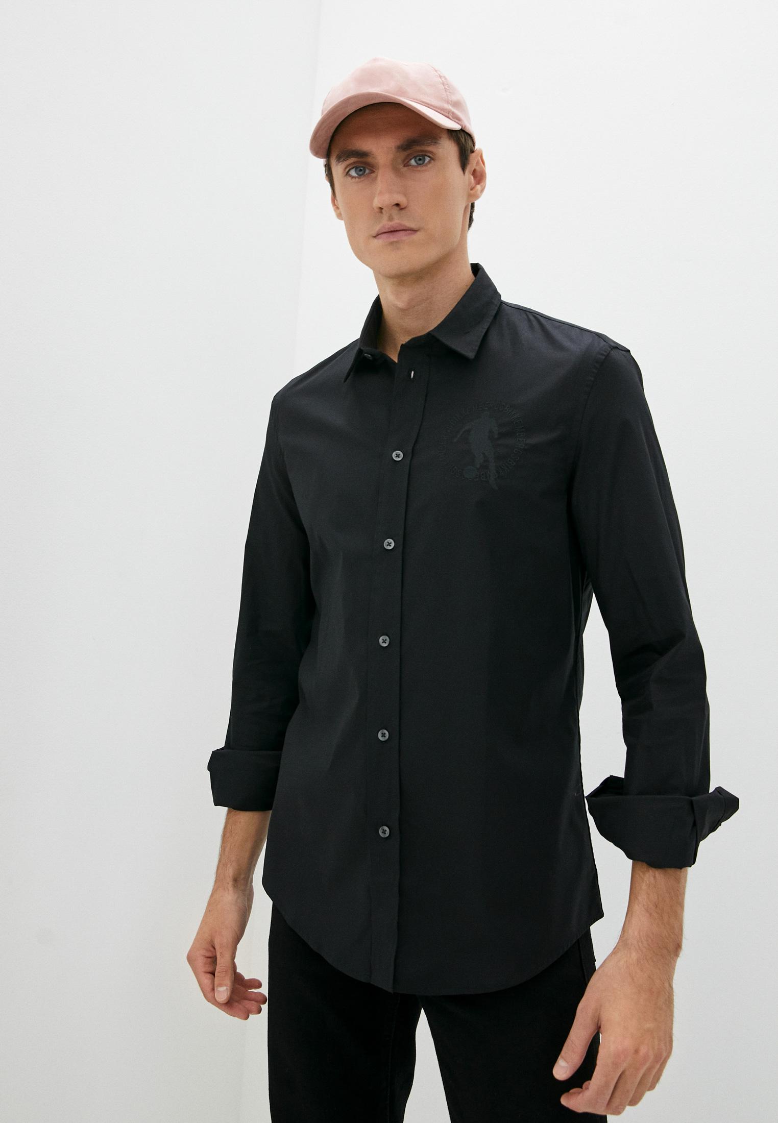 Рубашка с длинным рукавом Bikkembergs (Биккембергс) C C 009 2C S 2931