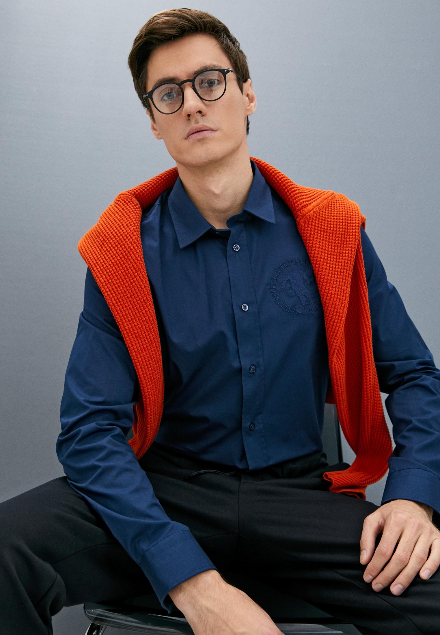 Рубашка с длинным рукавом Bikkembergs C C 009 2C S 2931: изображение 2