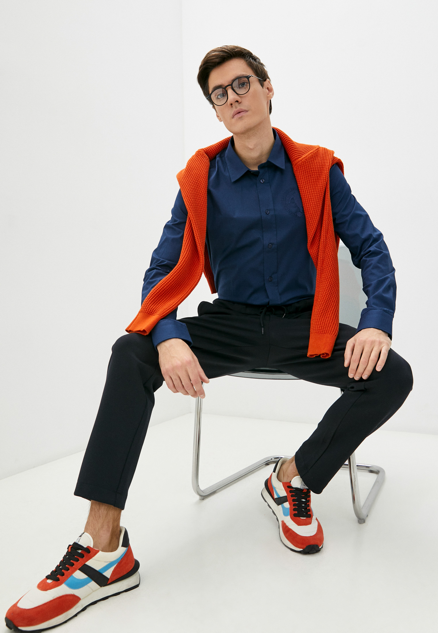 Рубашка с длинным рукавом Bikkembergs C C 009 2C S 2931: изображение 3