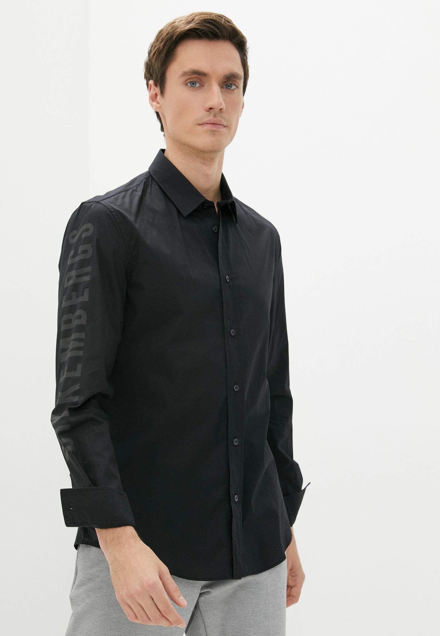 Рубашка с длинным рукавом Bikkembergs (Биккембергс) C C 009 3V S 2931