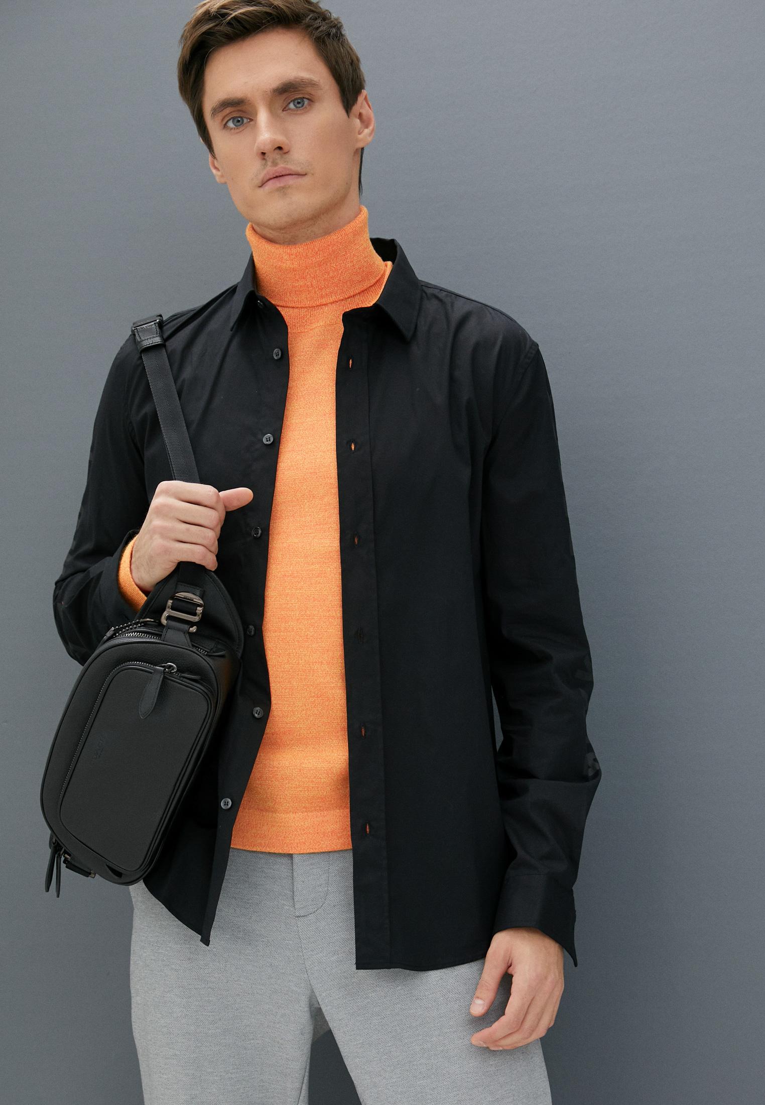 Рубашка с длинным рукавом Bikkembergs (Биккембергс) C C 009 3V S 2931: изображение 2