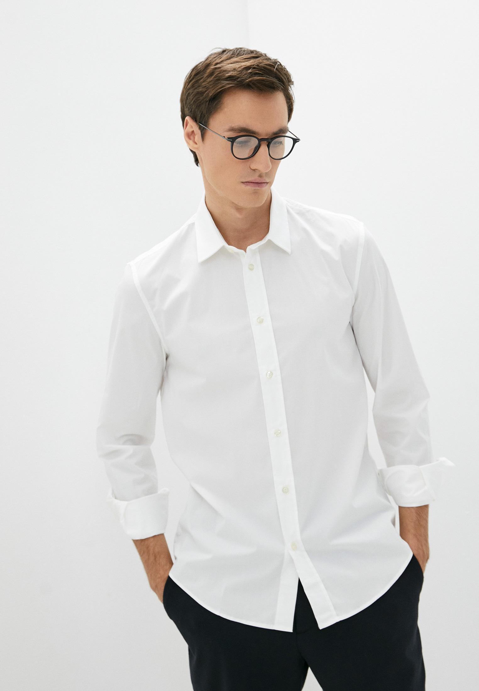 Рубашка с длинным рукавом Bikkembergs (Биккембергс) C C 009 7V S 2931