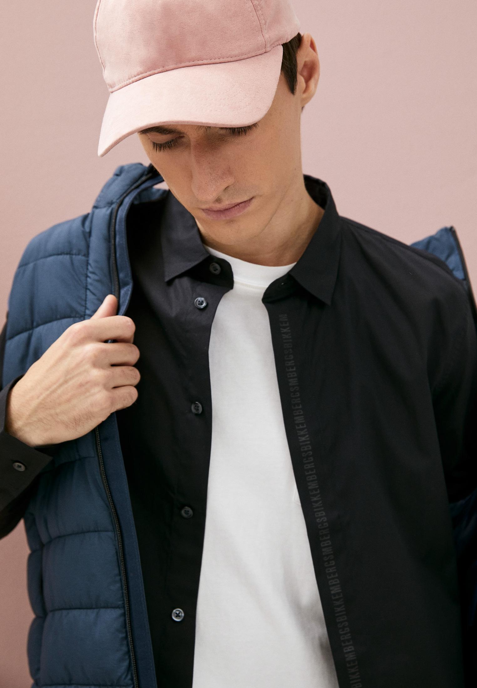 Рубашка с длинным рукавом Bikkembergs C C 011 03 S 2931: изображение 2