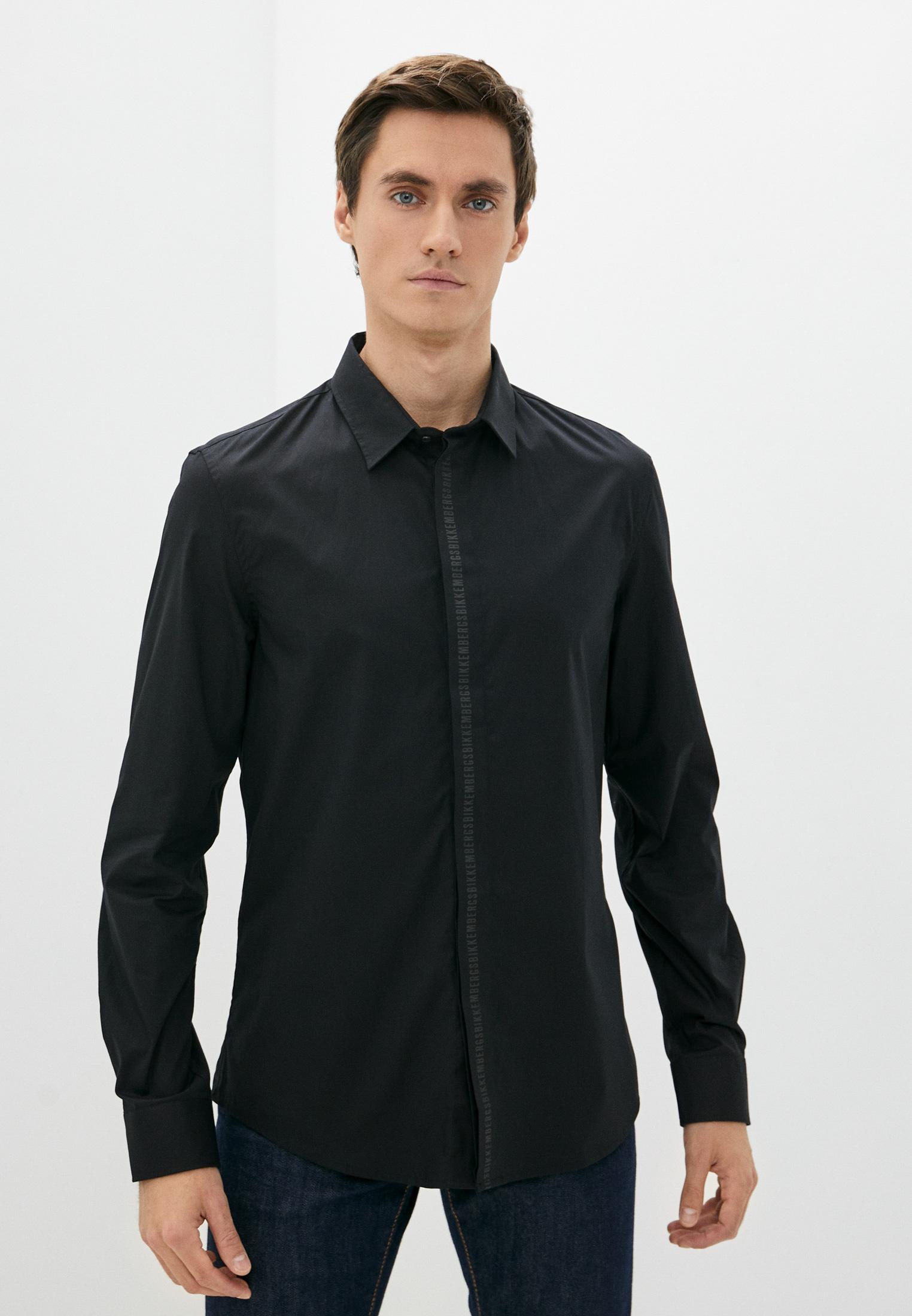 Рубашка с длинным рукавом Bikkembergs C C 011 03 S 2931: изображение 6