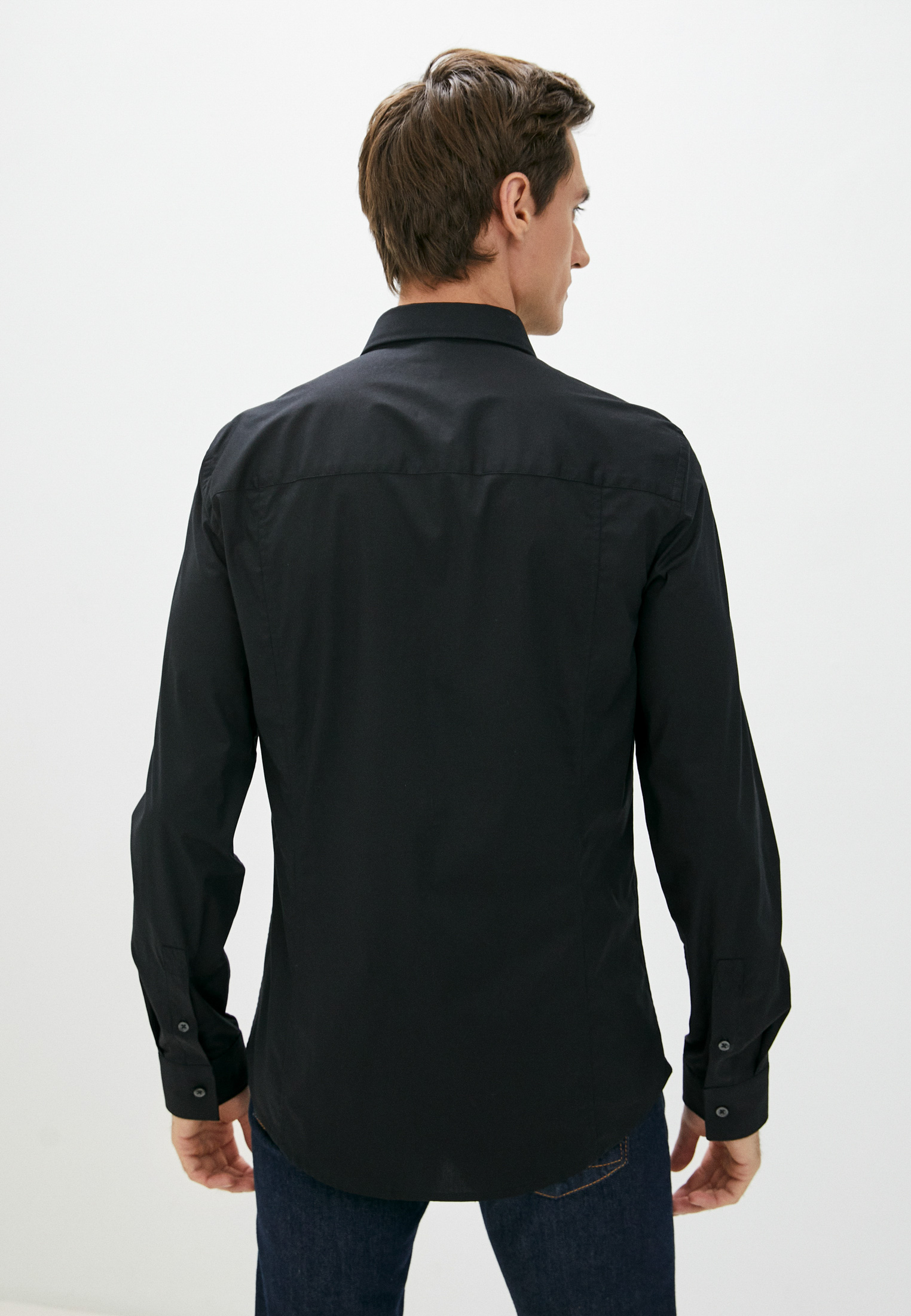 Рубашка с длинным рукавом Bikkembergs C C 011 03 S 2931: изображение 9
