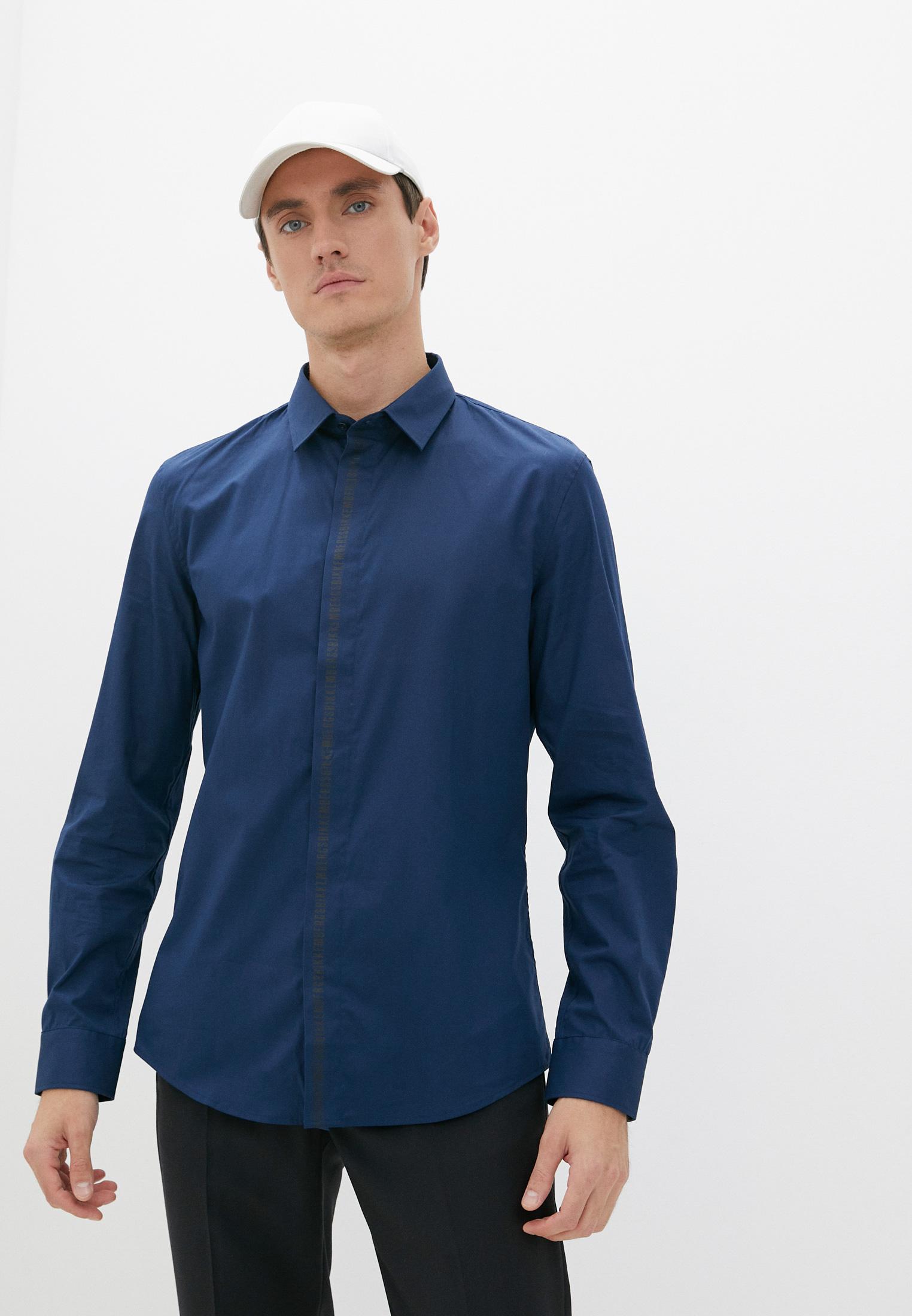Рубашка с длинным рукавом Bikkembergs (Биккембергс) C C 011 03 S 2931