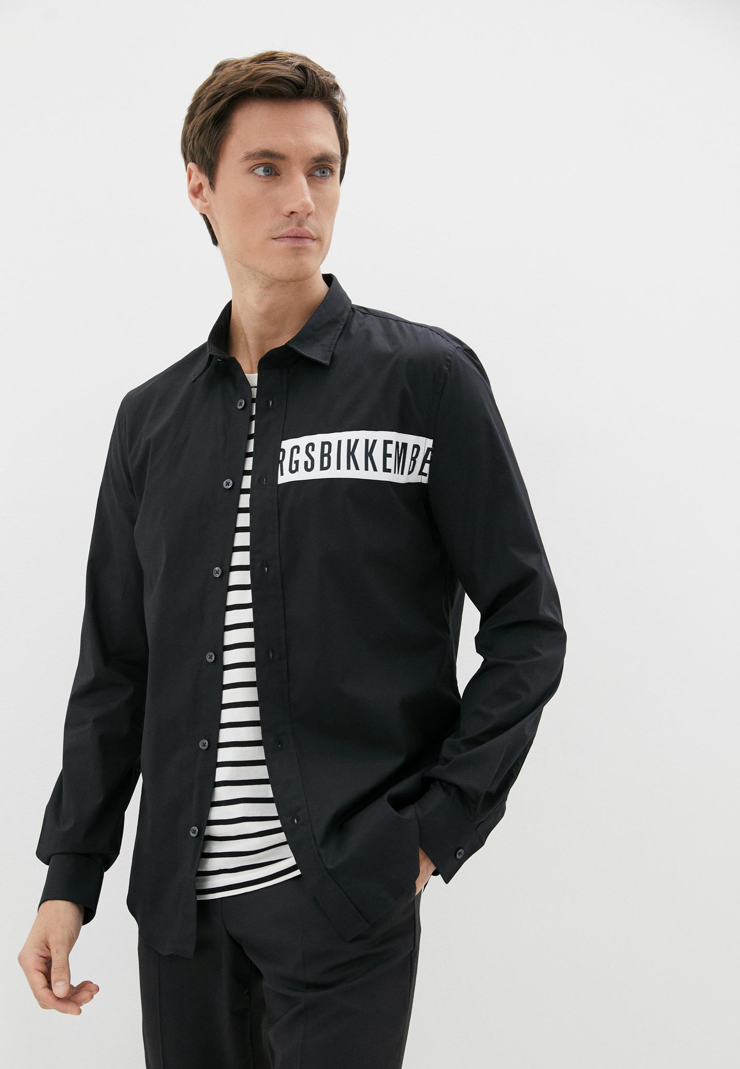 Рубашка с длинным рукавом Bikkembergs (Биккембергс) C C 055 80 S 2931