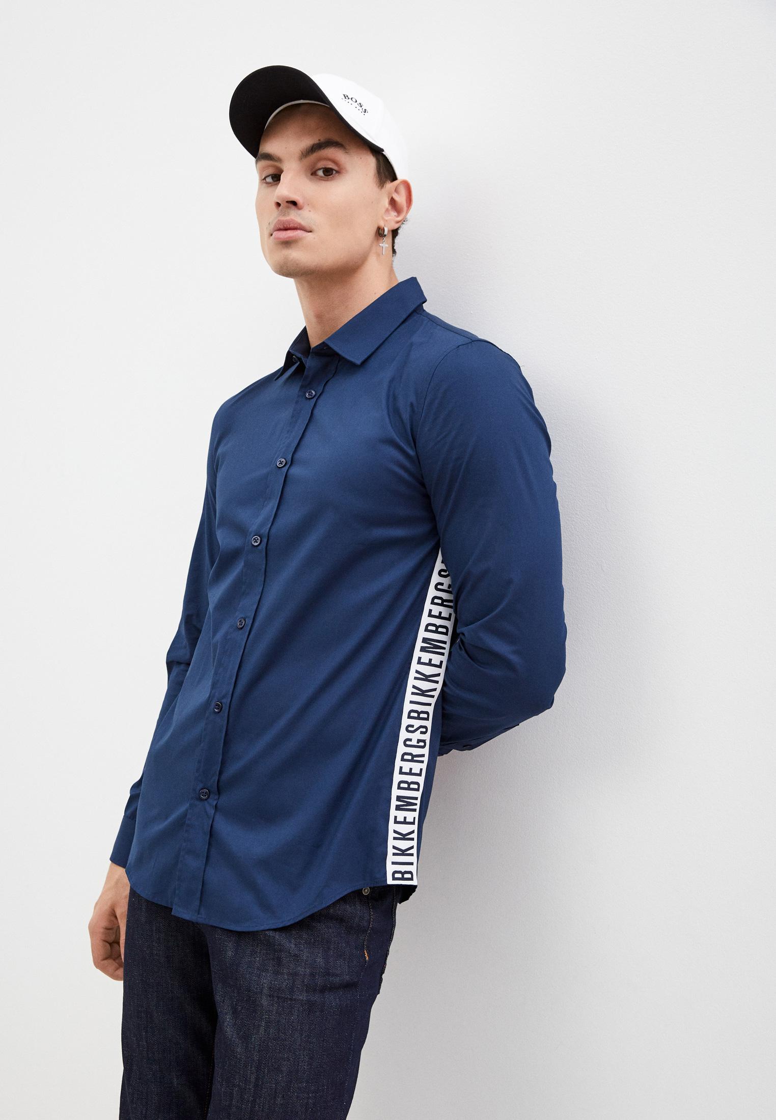 Рубашка с длинным рукавом Bikkembergs C C 055 81 S 2931