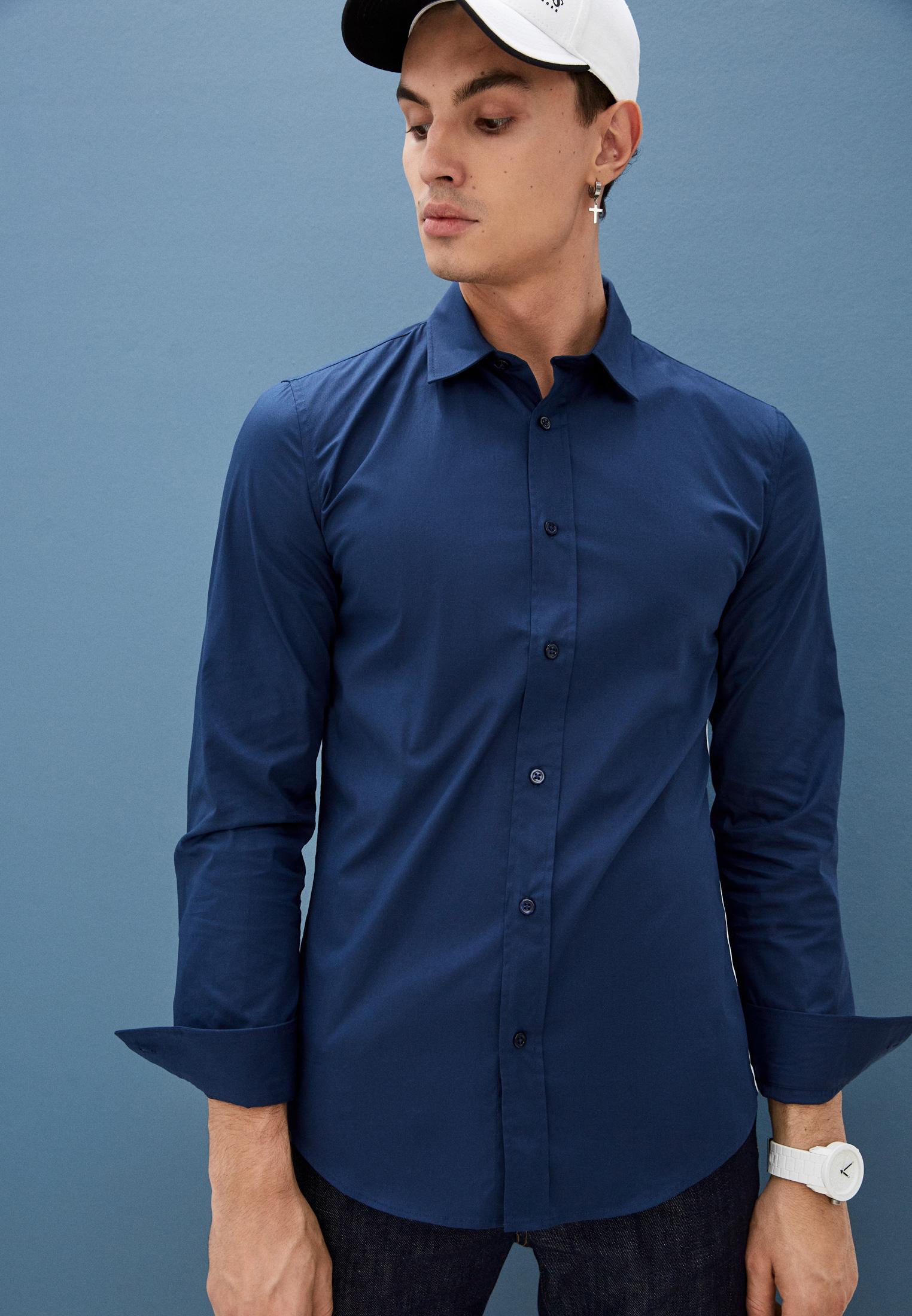 Рубашка с длинным рукавом Bikkembergs (Биккембергс) C C 055 81 S 2931: изображение 2