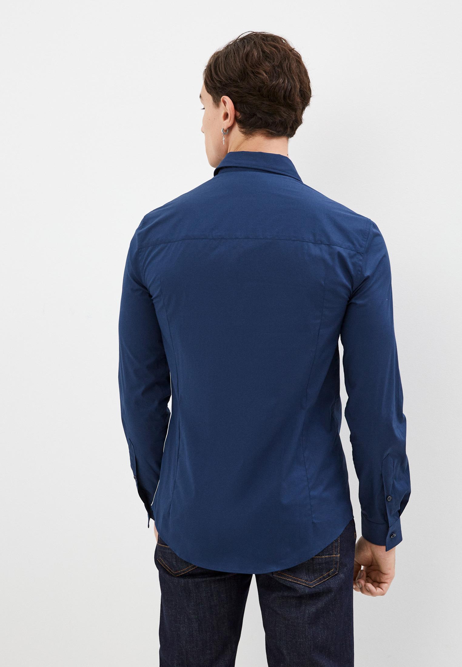 Рубашка с длинным рукавом Bikkembergs (Биккембергс) C C 055 81 S 2931: изображение 4