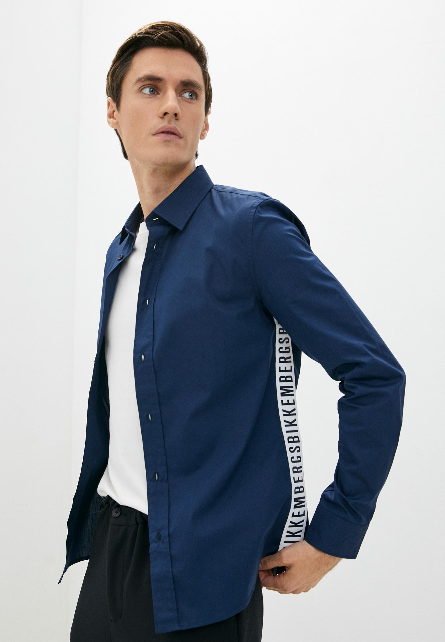 Рубашка с длинным рукавом Bikkembergs (Биккембергс) C C 055 81 S 2931: изображение 6