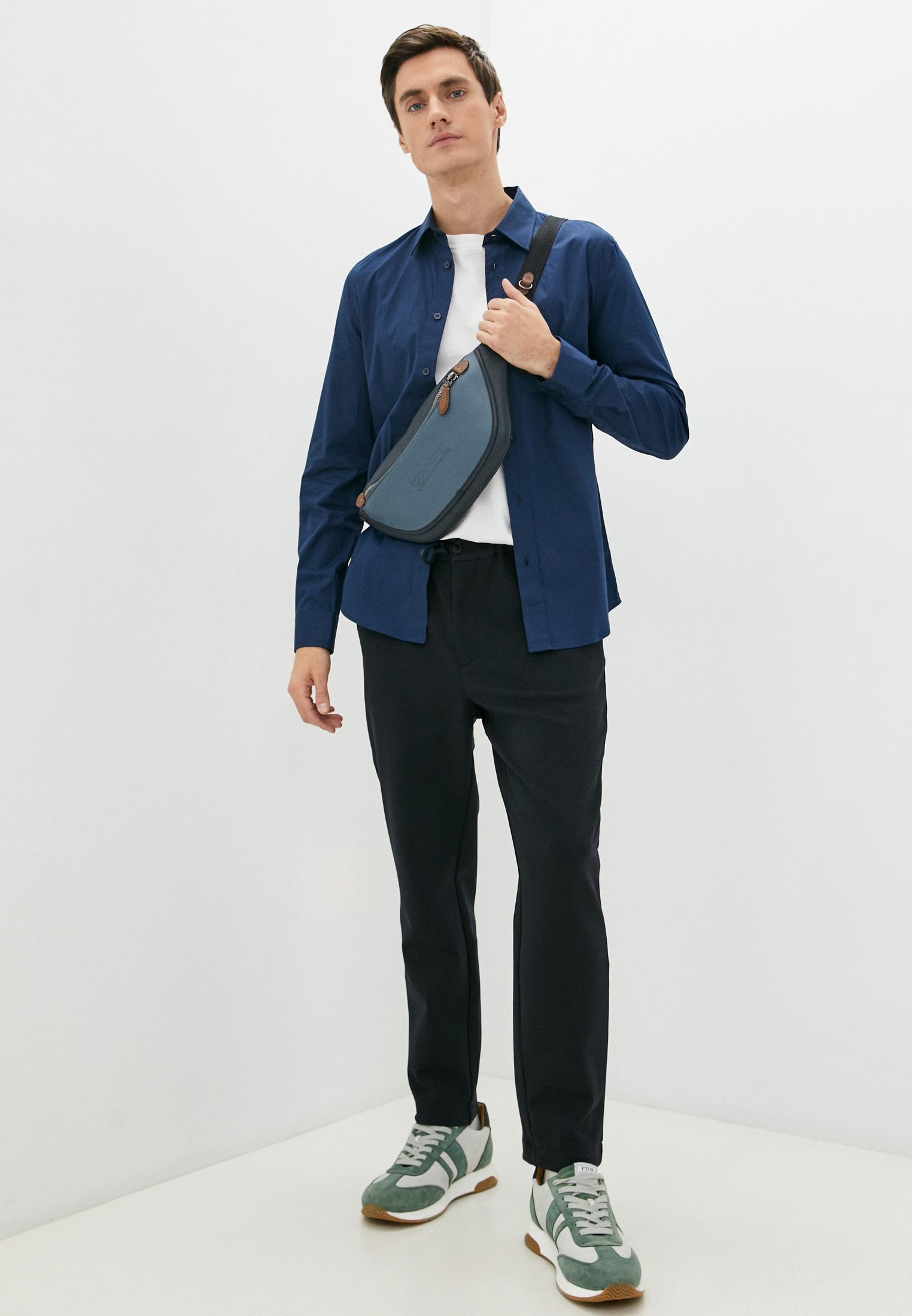 Рубашка с длинным рукавом Bikkembergs (Биккембергс) C C 055 81 S 2931: изображение 8