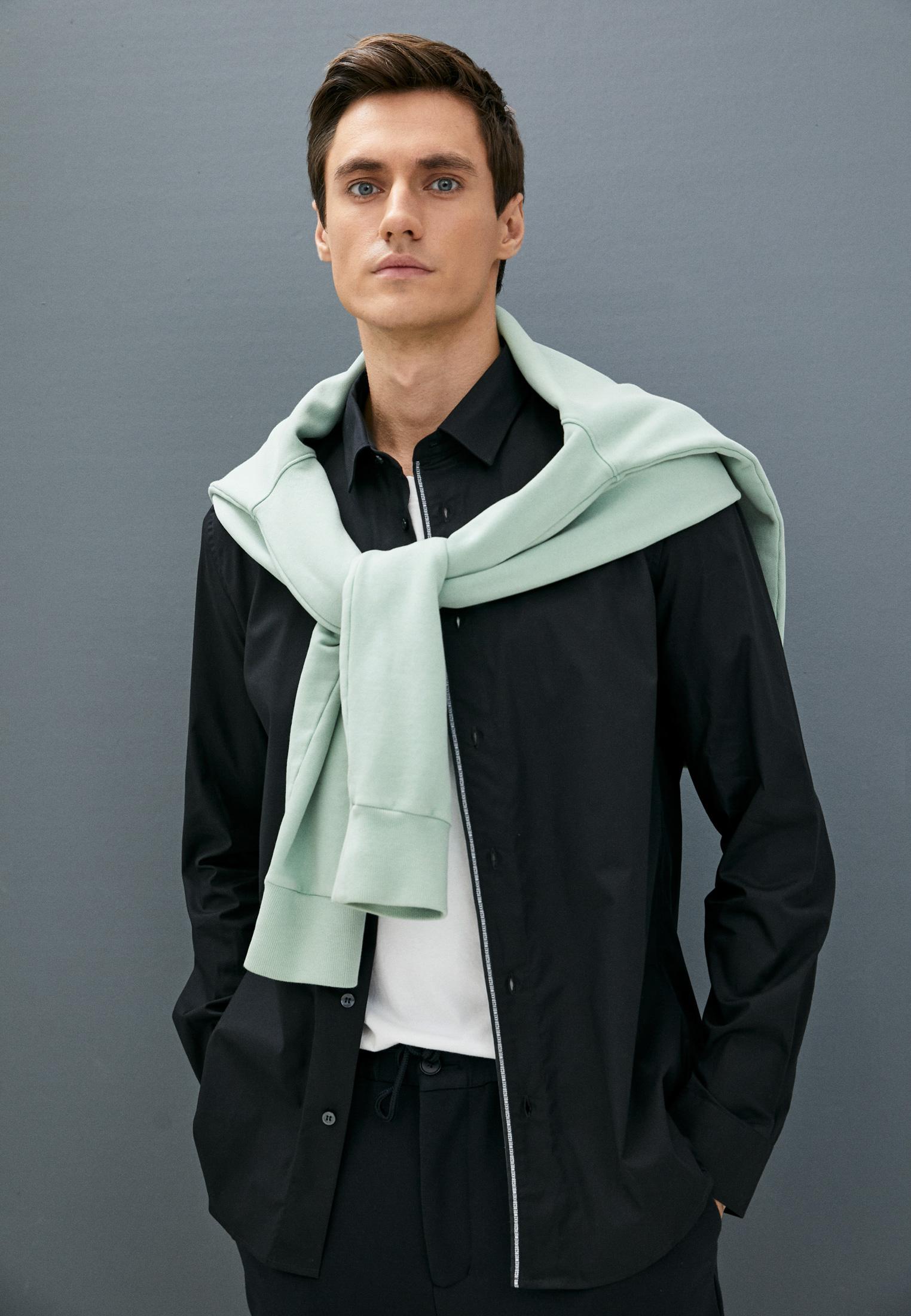 Рубашка с длинным рукавом Bikkembergs (Биккембергс) C C 072 00 S 2931: изображение 2