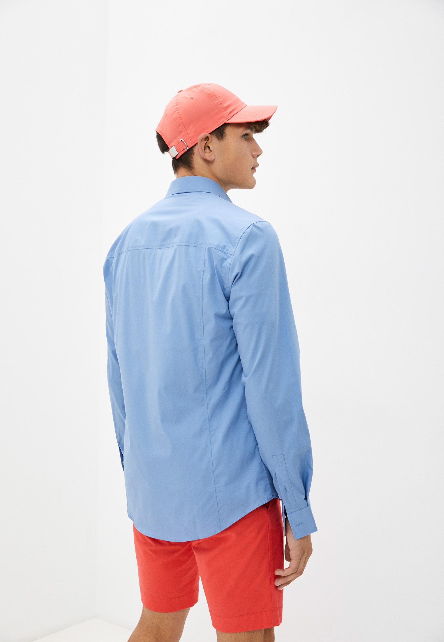 Рубашка с длинным рукавом Bikkembergs (Биккембергс) C C 073 00 S 2931: изображение 4