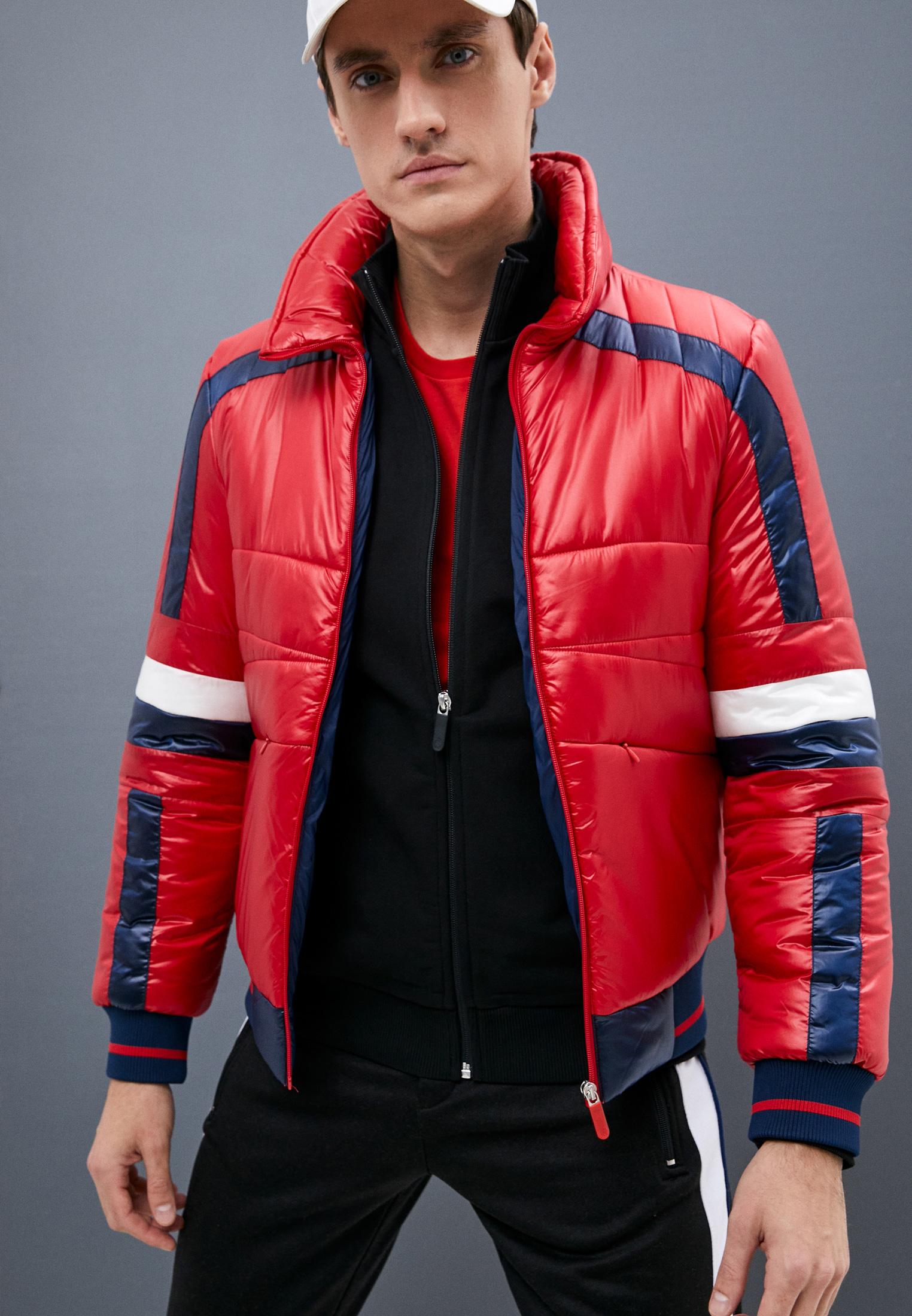 Мужская куртка Bikkembergs (Биккембергс) C H 082 01 T 9846: изображение 8