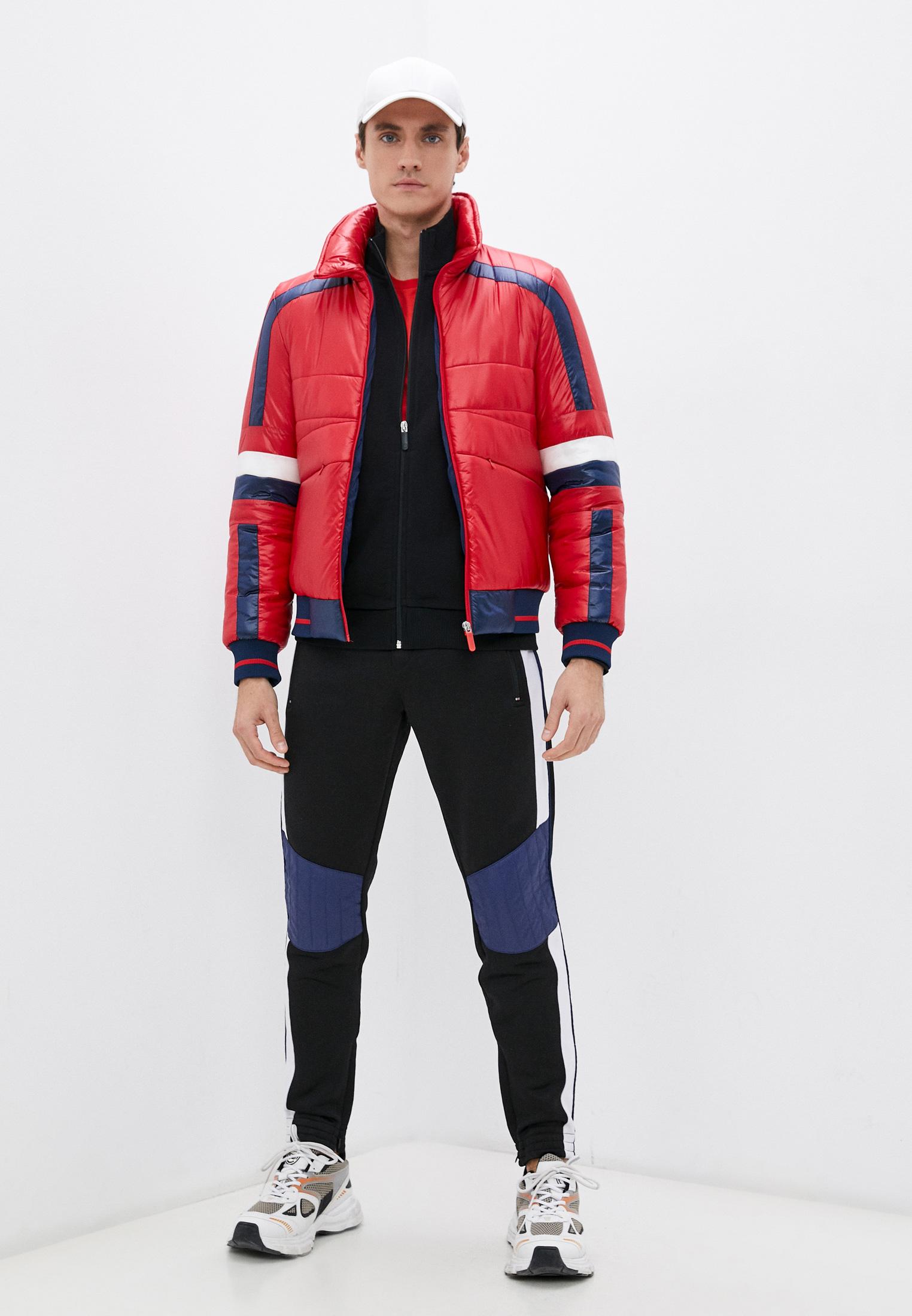 Мужская куртка Bikkembergs (Биккембергс) C H 082 01 T 9846: изображение 9