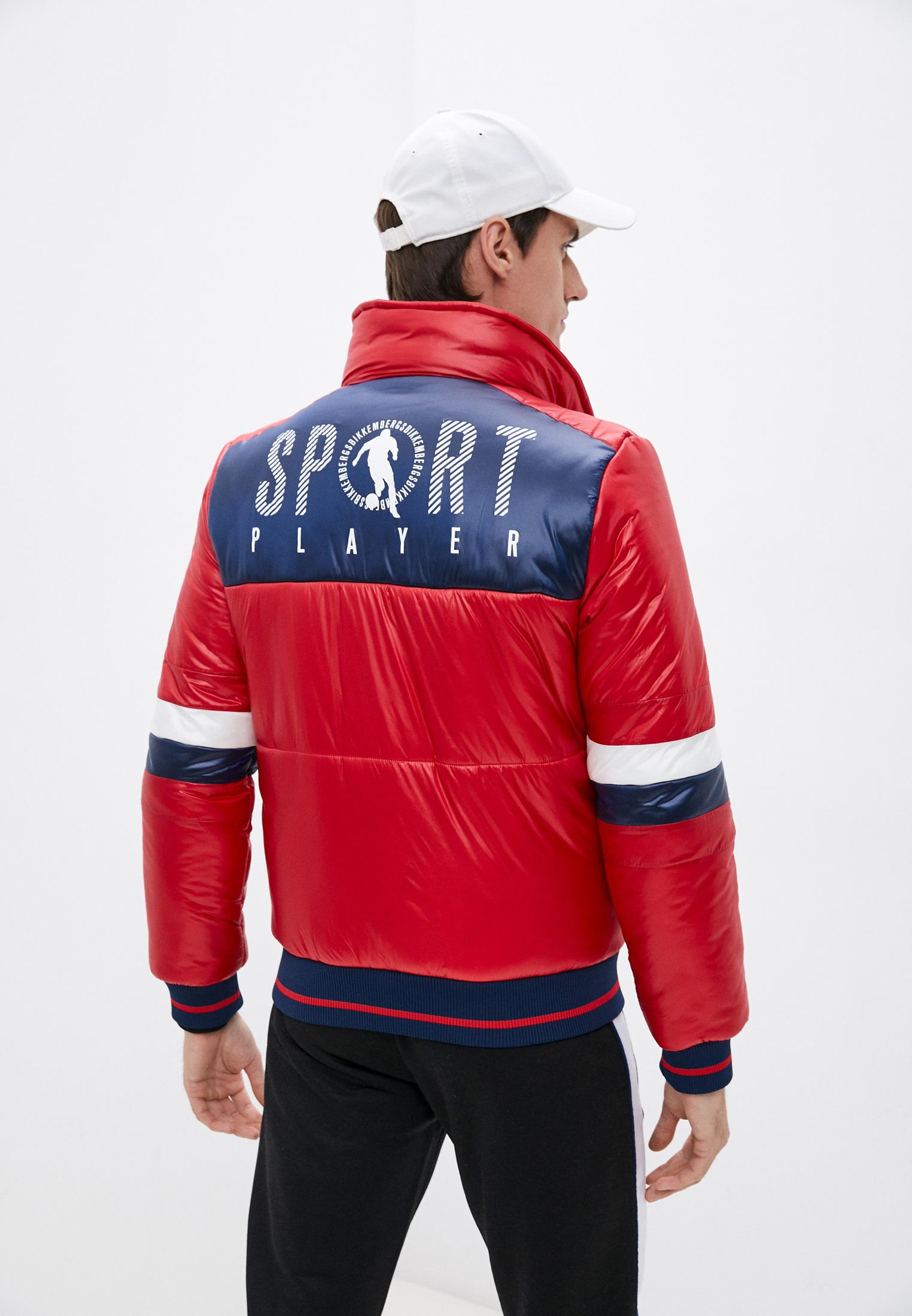 Мужская куртка Bikkembergs (Биккембергс) C H 082 01 T 9846: изображение 10