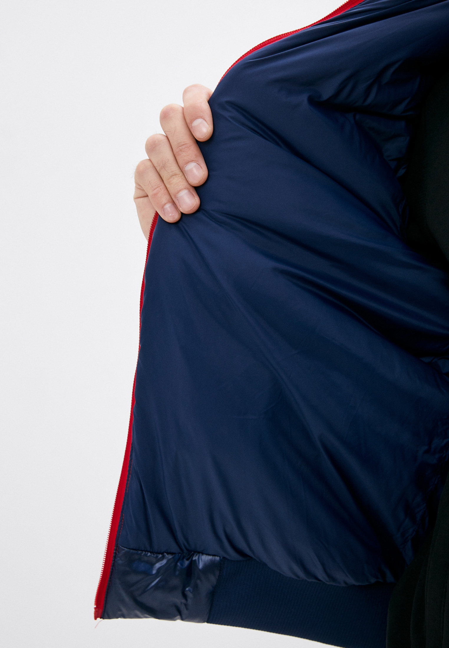 Мужская куртка Bikkembergs (Биккембергс) C H 082 01 T 9846: изображение 11