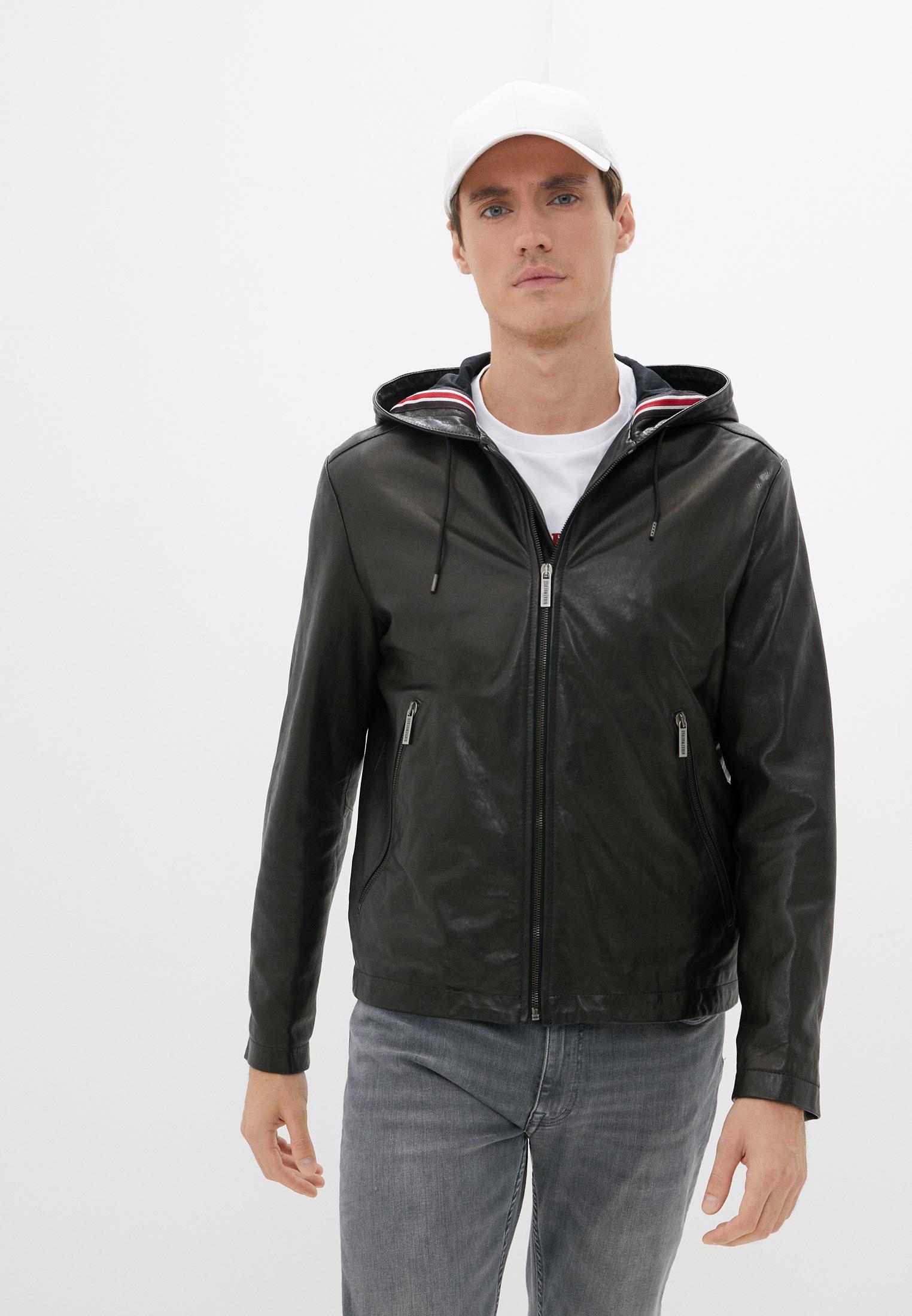 Кожаная куртка Bikkembergs (Биккембергс) C H 201 00 D 1197: изображение 1