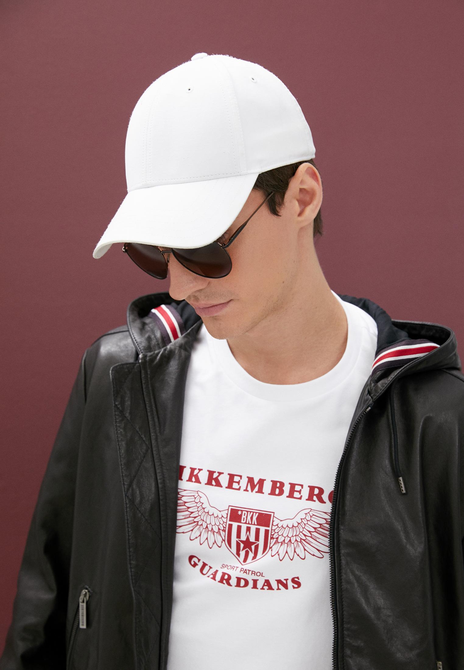 Кожаная куртка Bikkembergs (Биккембергс) C H 201 00 D 1197: изображение 2