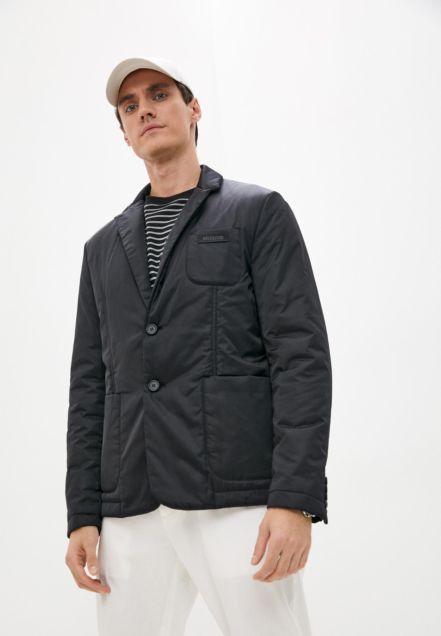 Мужская куртка Bikkembergs (Биккембергс) C I 034 00 T 014A: изображение 1