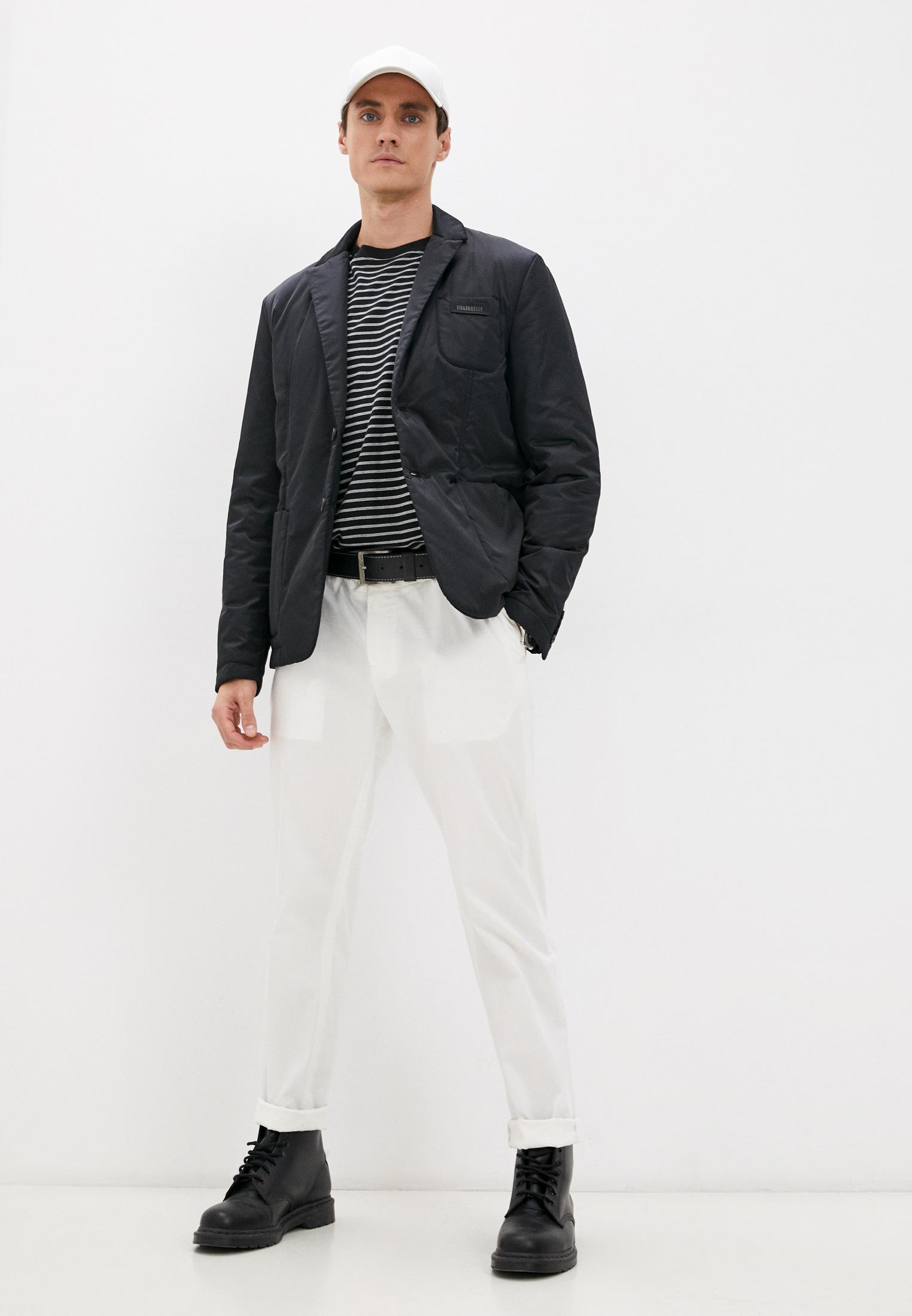 Мужская куртка Bikkembergs (Биккембергс) C I 034 00 T 014A: изображение 3