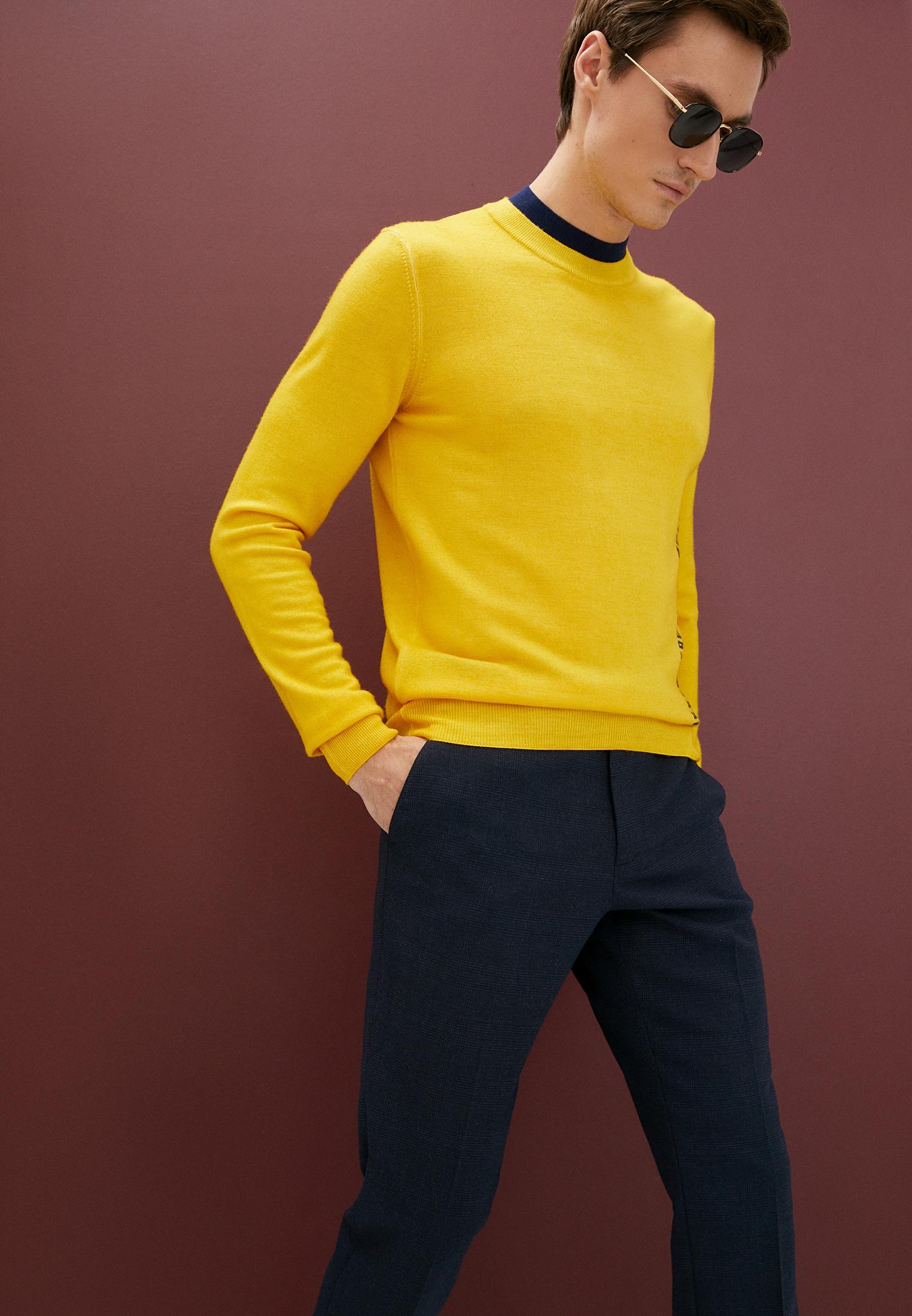 Мужские классические брюки Bikkembergs C P 001 05 S 3467: изображение 7