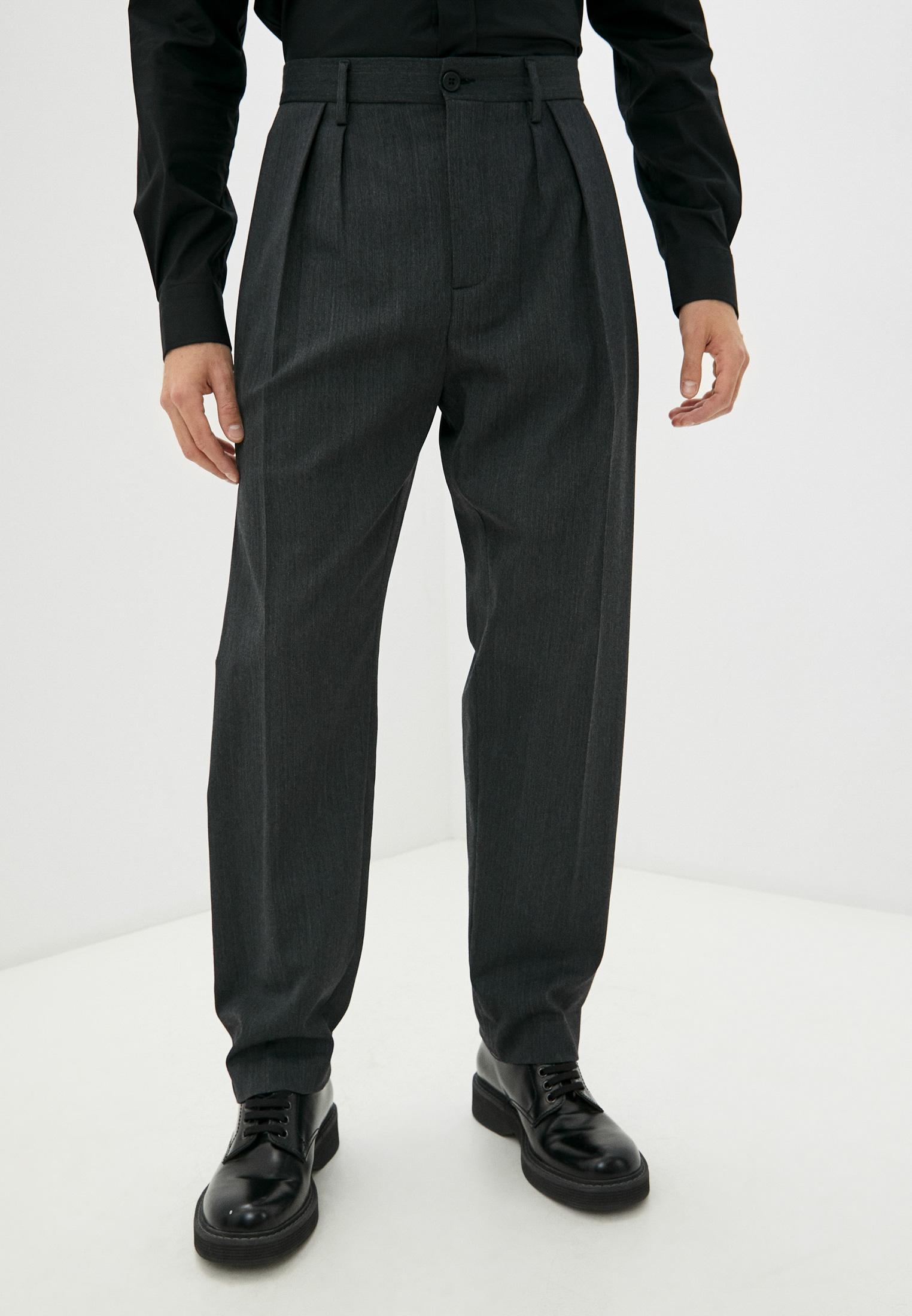 Мужские классические брюки Bikkembergs (Биккембергс) C P 038 00 S 3331: изображение 1