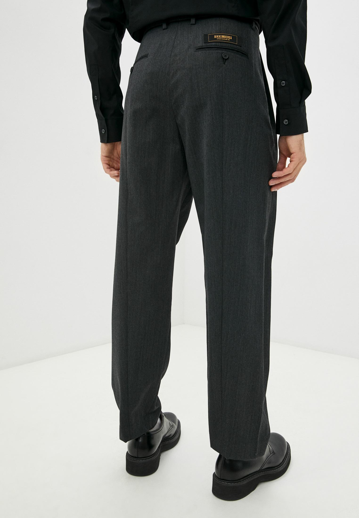 Мужские классические брюки Bikkembergs (Биккембергс) C P 038 00 S 3331: изображение 4