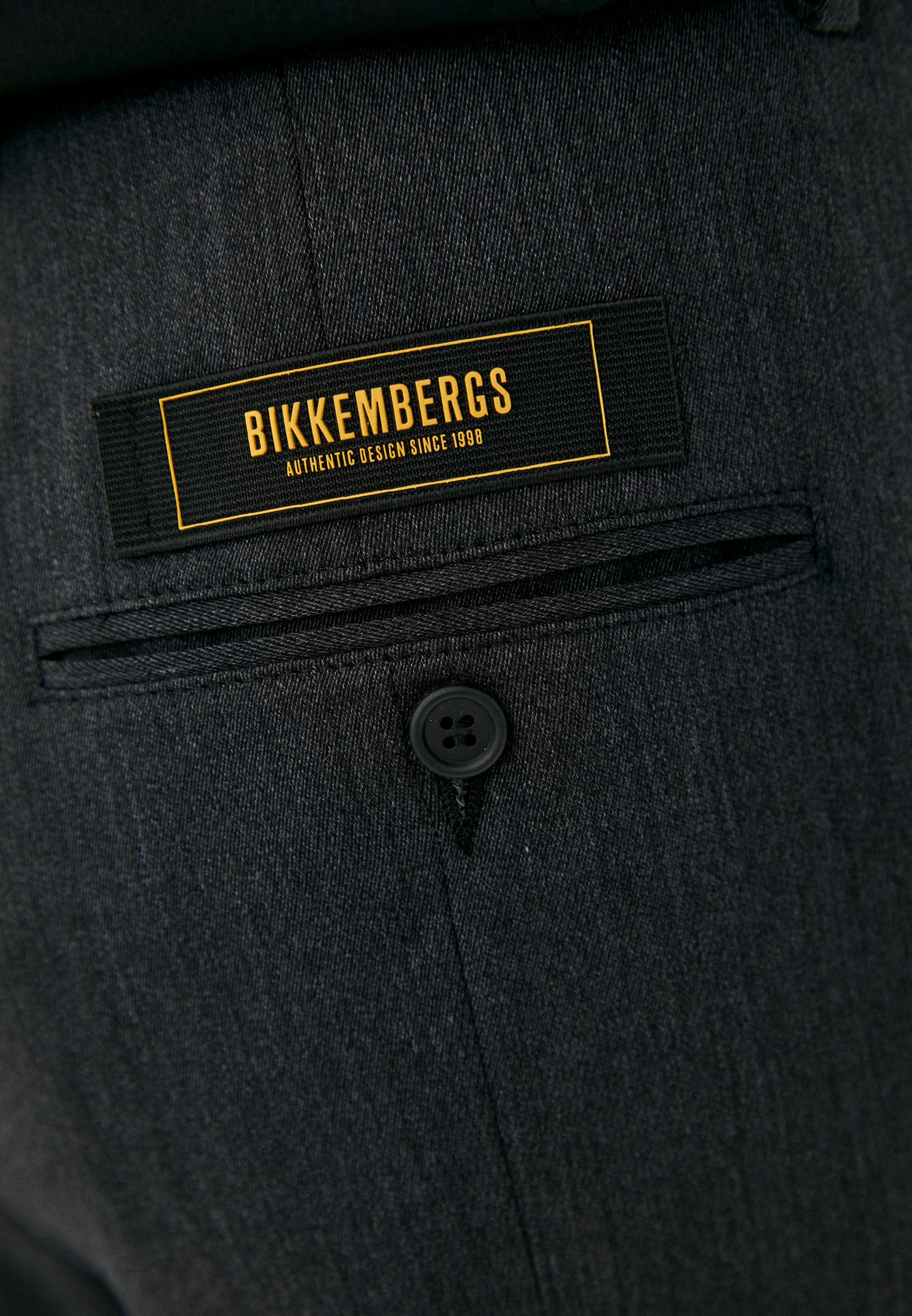 Мужские классические брюки Bikkembergs (Биккембергс) C P 038 00 S 3331: изображение 5