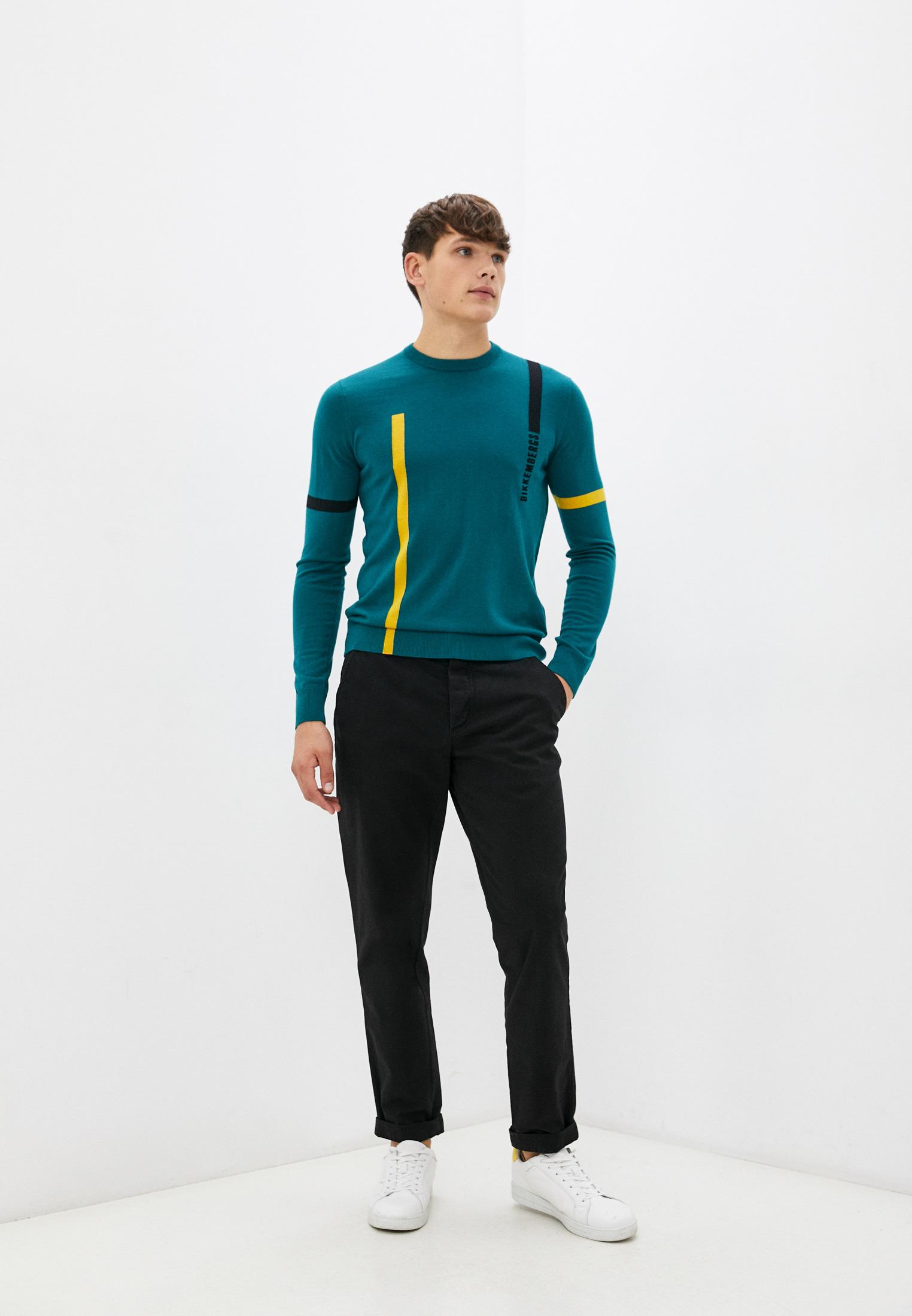 Мужские брюки Bikkembergs (Биккембергс) C P 055 04 S 3279: изображение 3