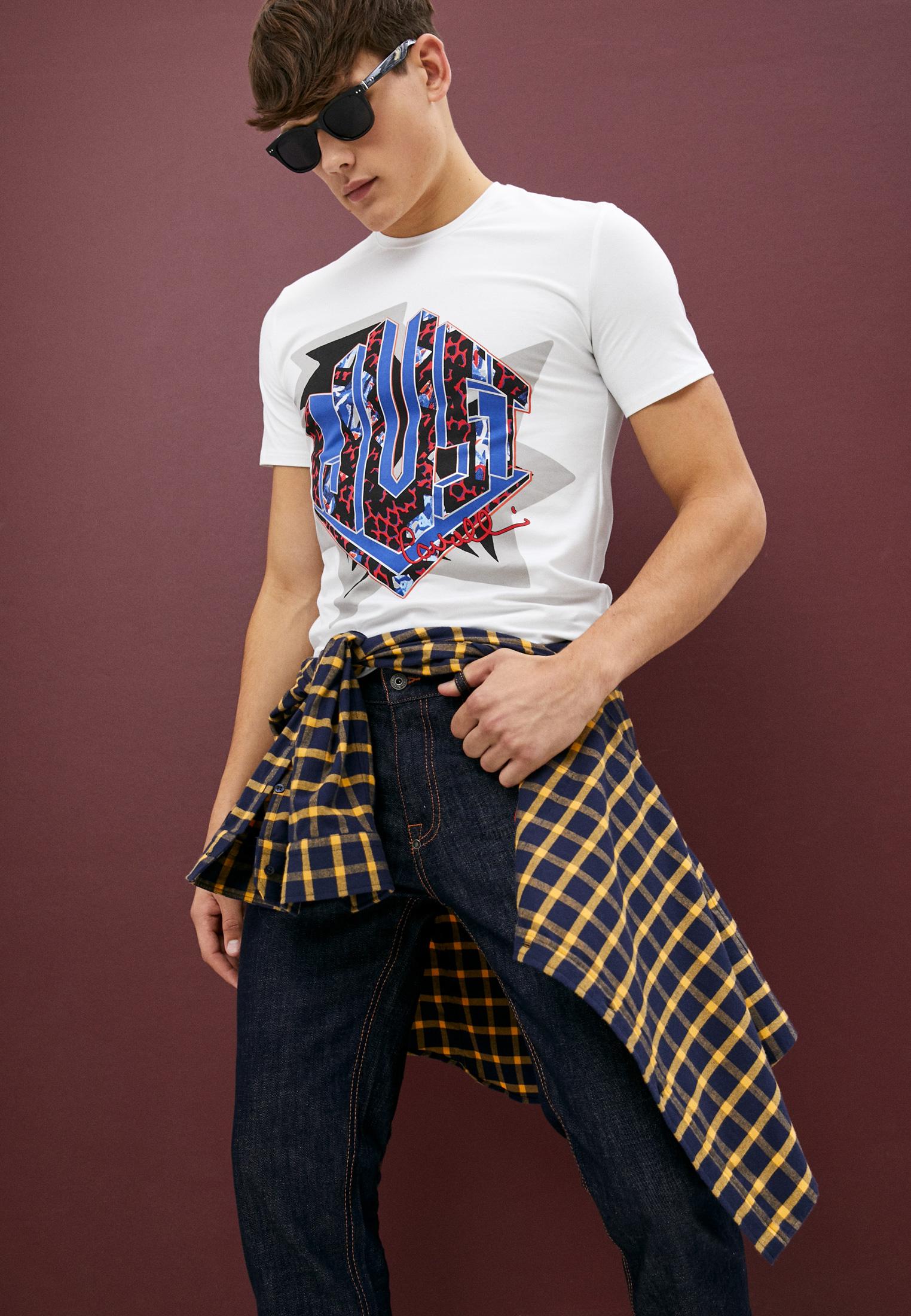 Зауженные джинсы Bikkembergs C Q 101 03 S 3393: изображение 12
