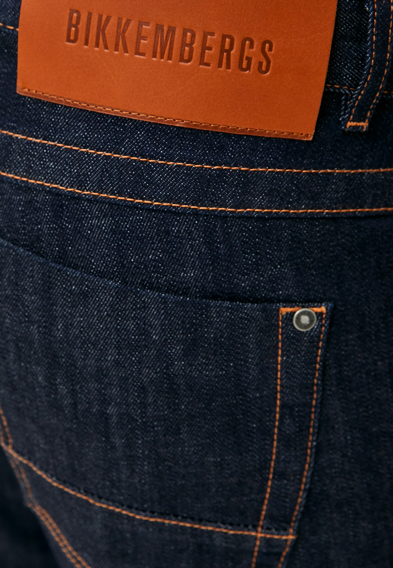 Зауженные джинсы Bikkembergs C Q 101 03 S 3393: изображение 15