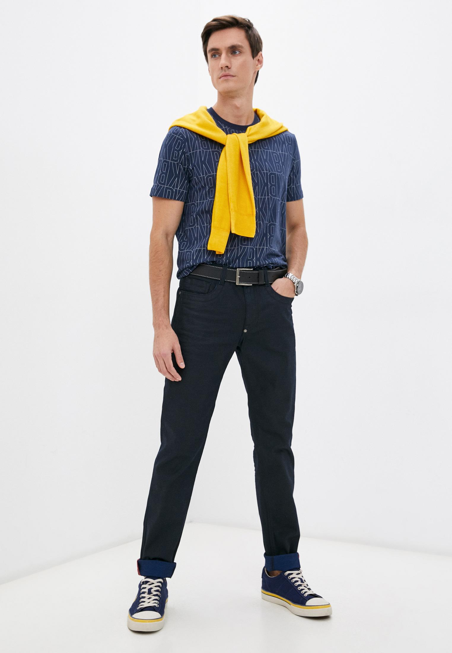 Мужские зауженные джинсы Bikkembergs (Биккембергс) C Q 101 18 S 3147: изображение 3