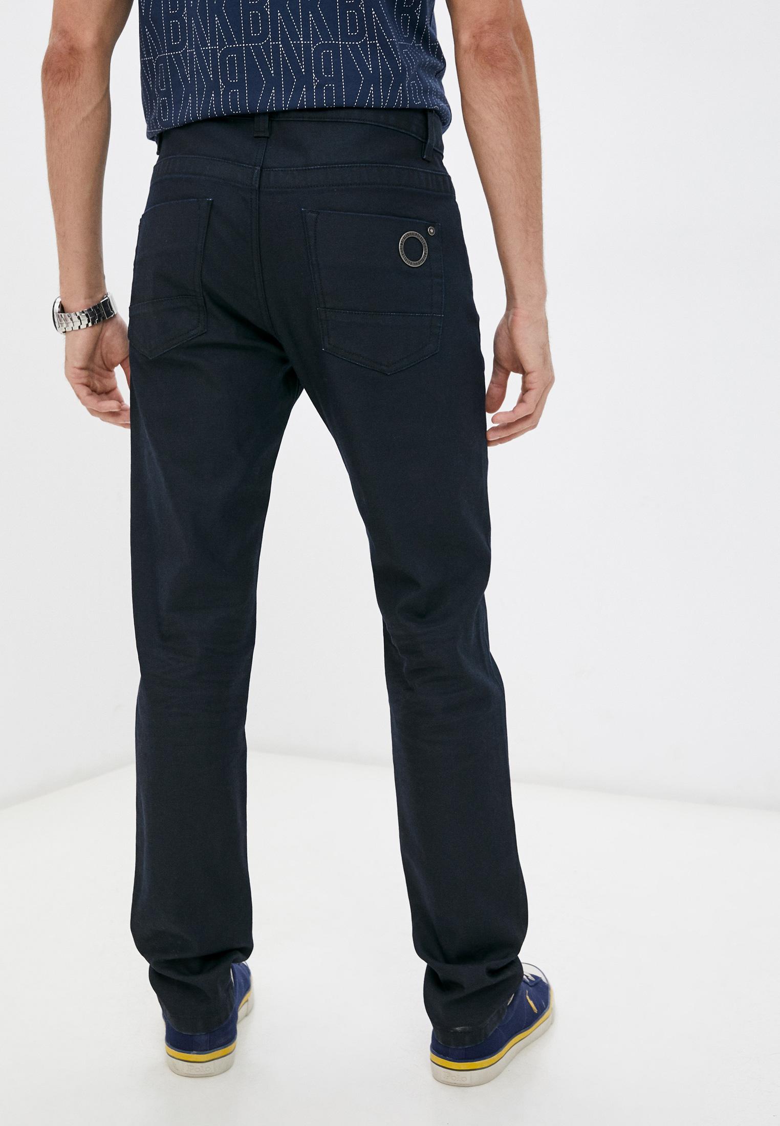 Мужские зауженные джинсы Bikkembergs (Биккембергс) C Q 101 18 S 3147: изображение 4