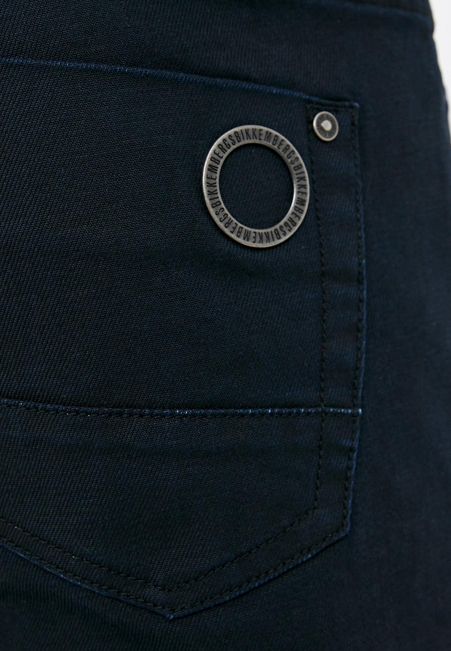 Мужские зауженные джинсы Bikkembergs (Биккембергс) C Q 101 18 S 3147: изображение 5