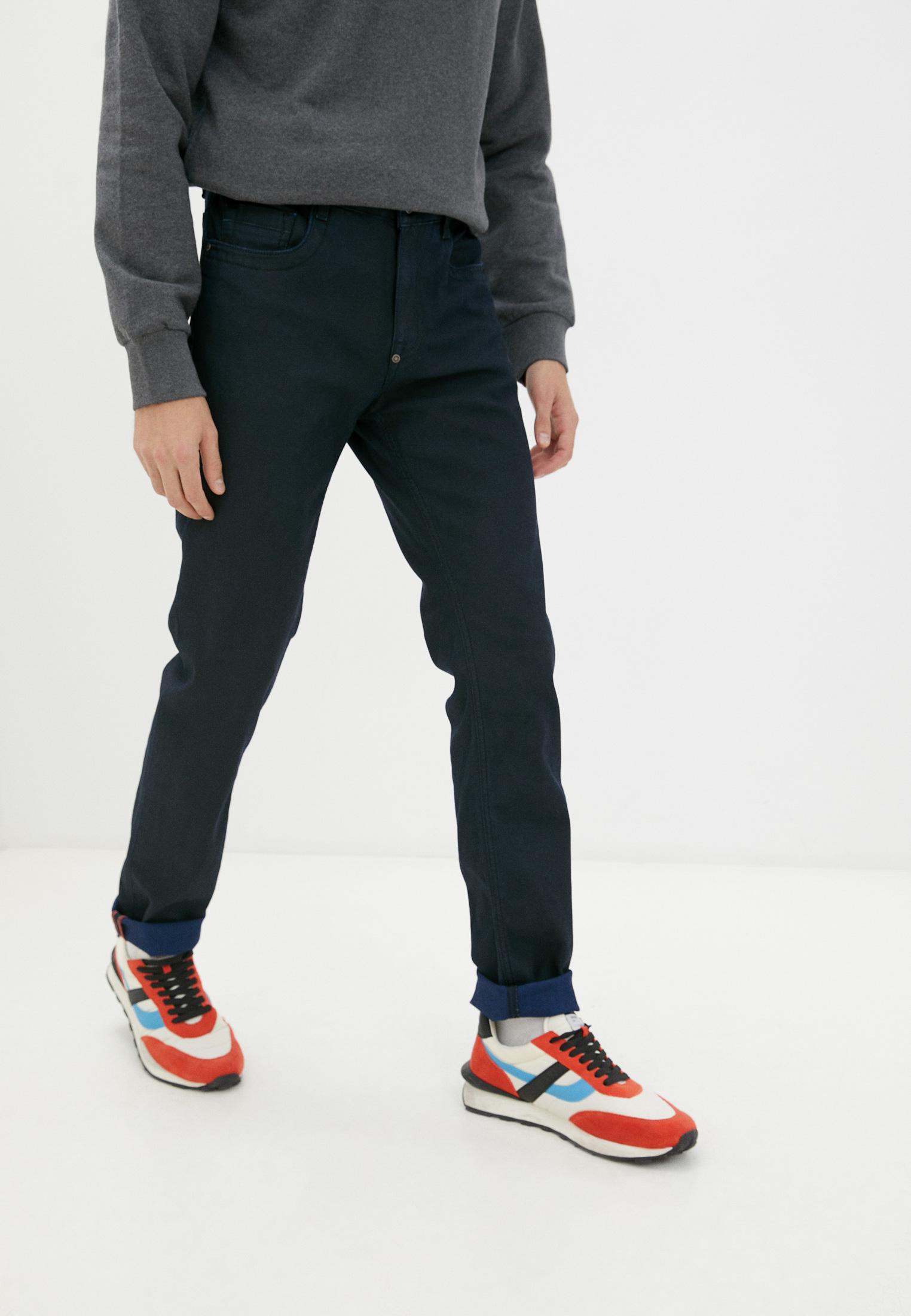 Мужские зауженные джинсы Bikkembergs (Биккембергс) C Q 101 18 S 3147: изображение 6
