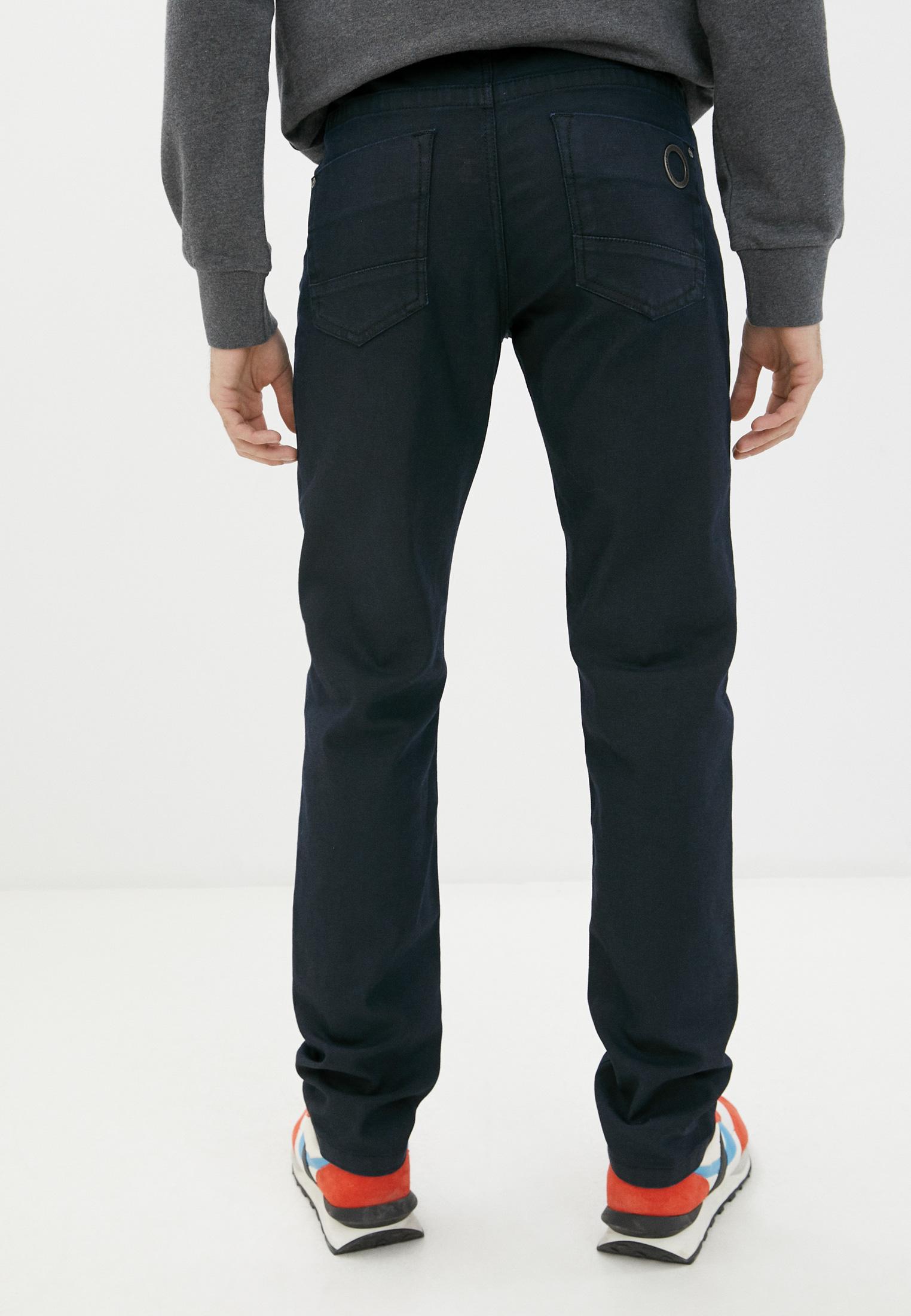 Мужские зауженные джинсы Bikkembergs (Биккембергс) C Q 101 18 S 3147: изображение 9
