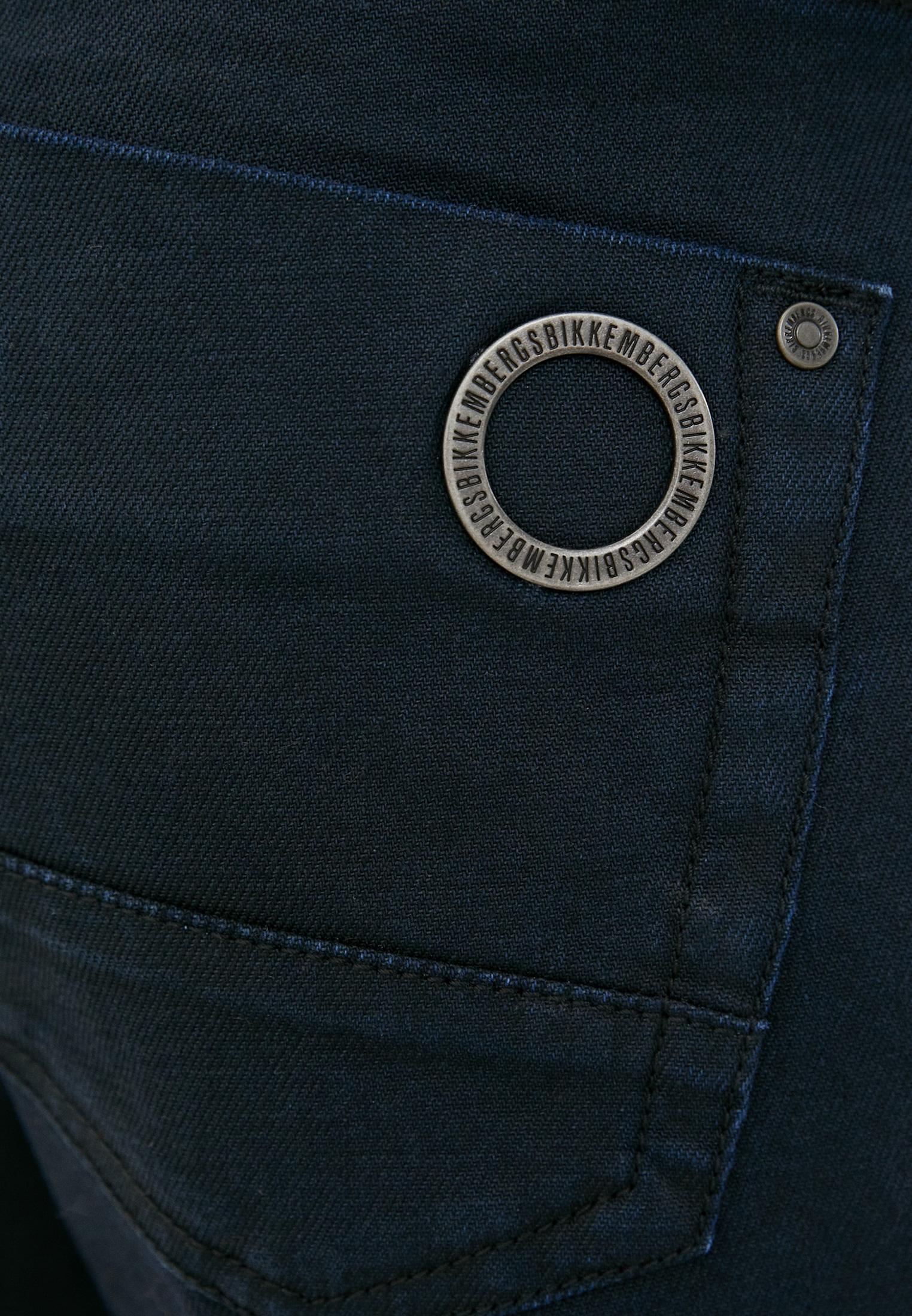 Мужские зауженные джинсы Bikkembergs (Биккембергс) C Q 101 18 S 3147: изображение 10