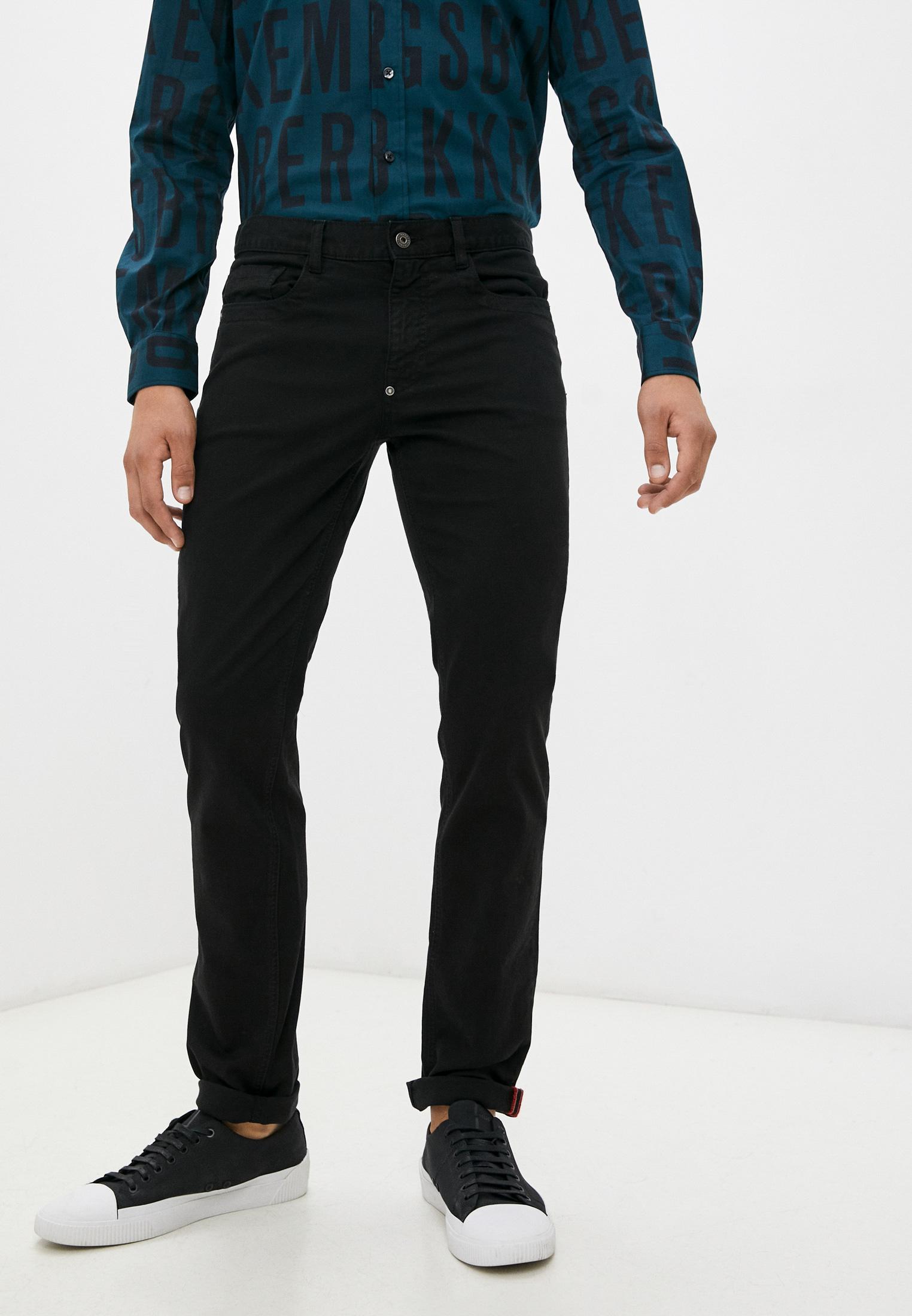 Мужские зауженные джинсы Bikkembergs (Биккембергс) C Q 101 18 S 3279: изображение 1