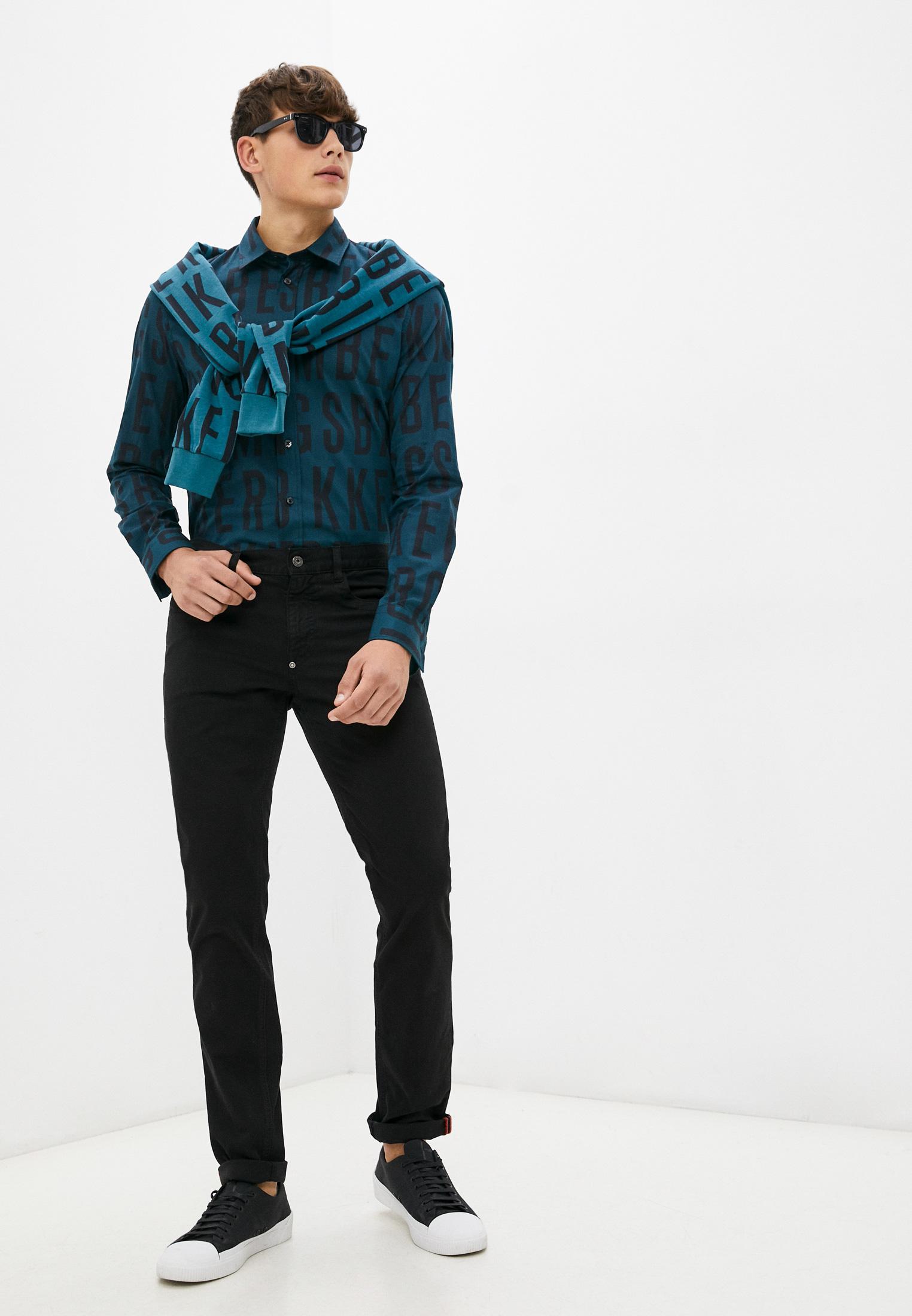 Мужские зауженные джинсы Bikkembergs (Биккембергс) C Q 101 18 S 3279: изображение 3