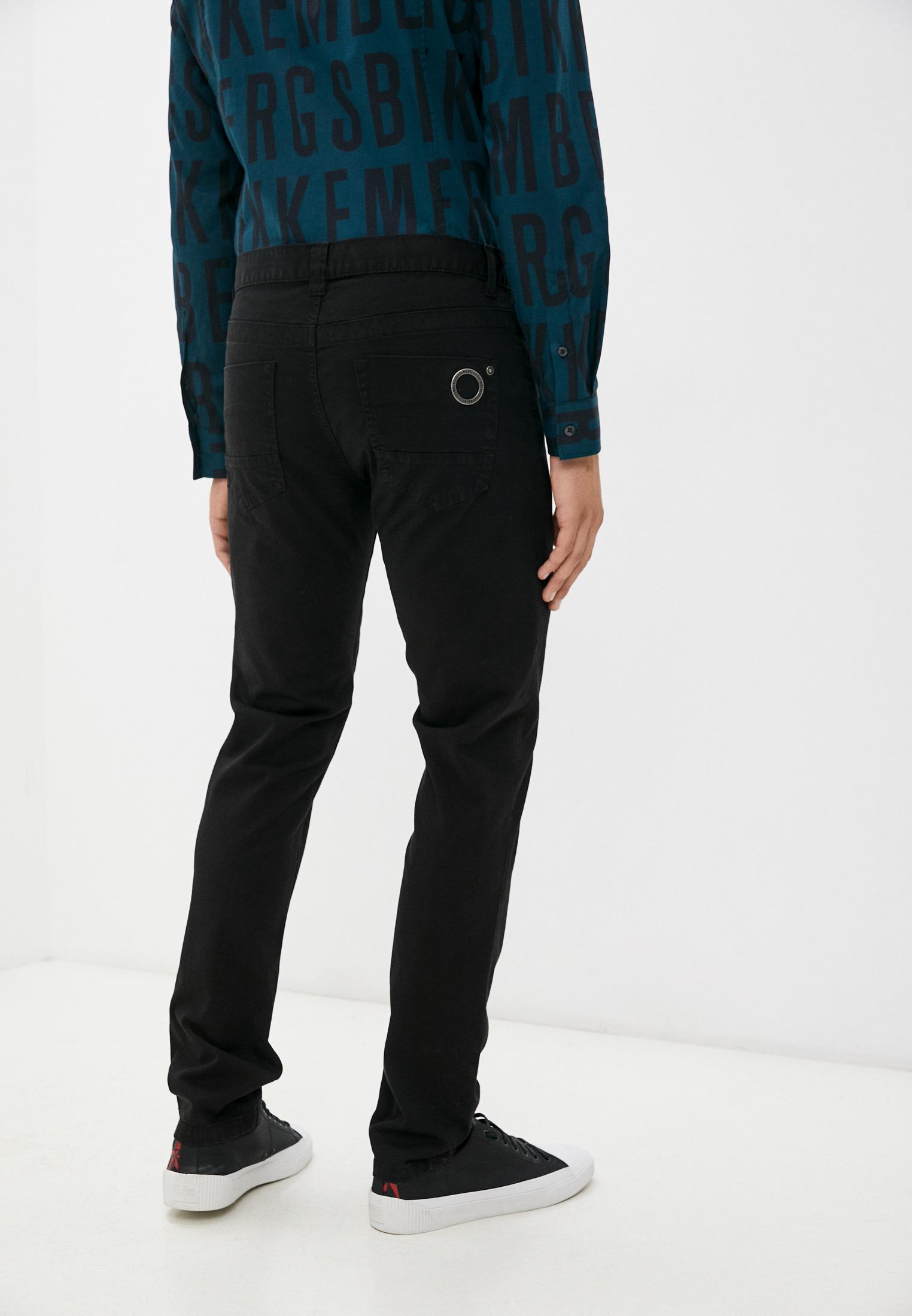 Мужские зауженные джинсы Bikkembergs (Биккембергс) C Q 101 18 S 3279: изображение 4