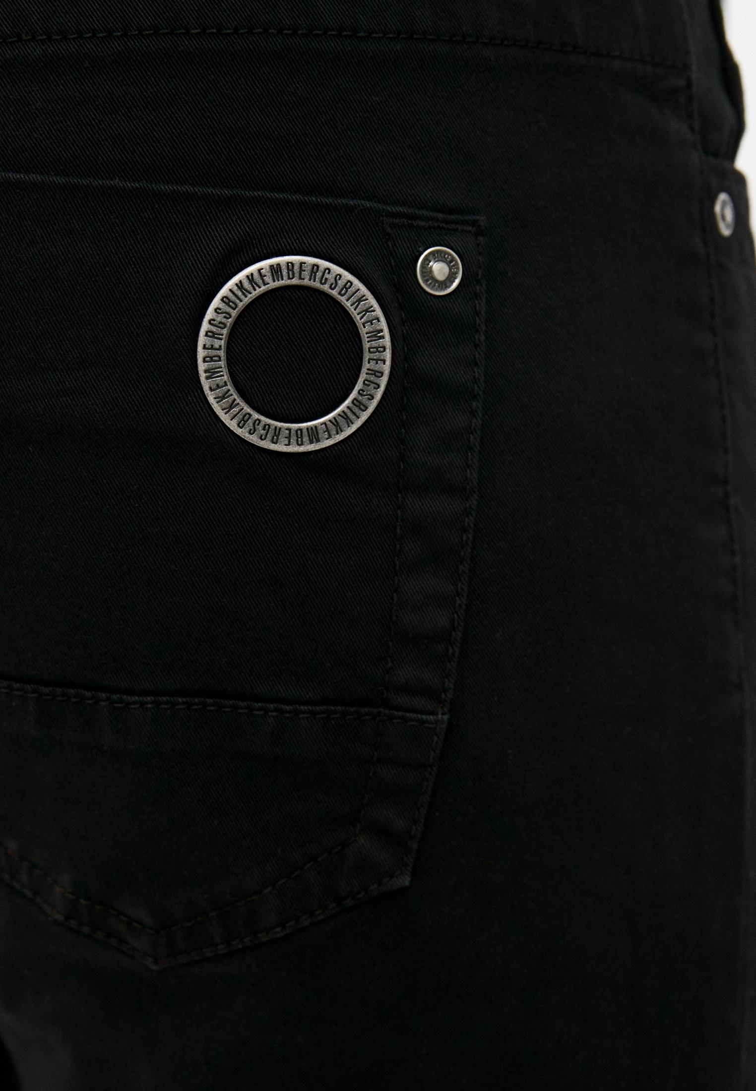 Мужские зауженные джинсы Bikkembergs (Биккембергс) C Q 101 18 S 3279: изображение 5