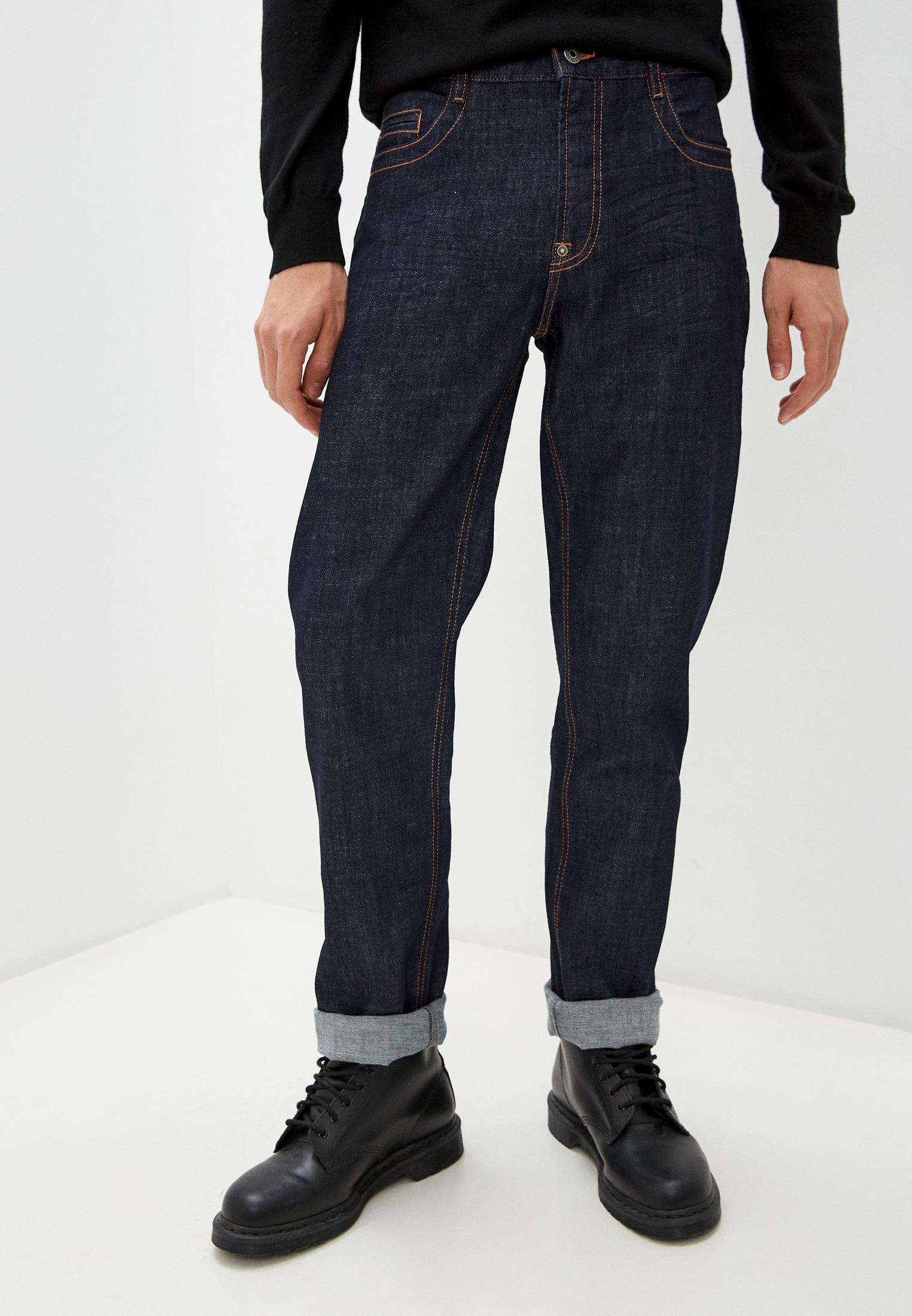 Мужские прямые джинсы Bikkembergs (Биккембергс) C Q 102 03 S 3393: изображение 11