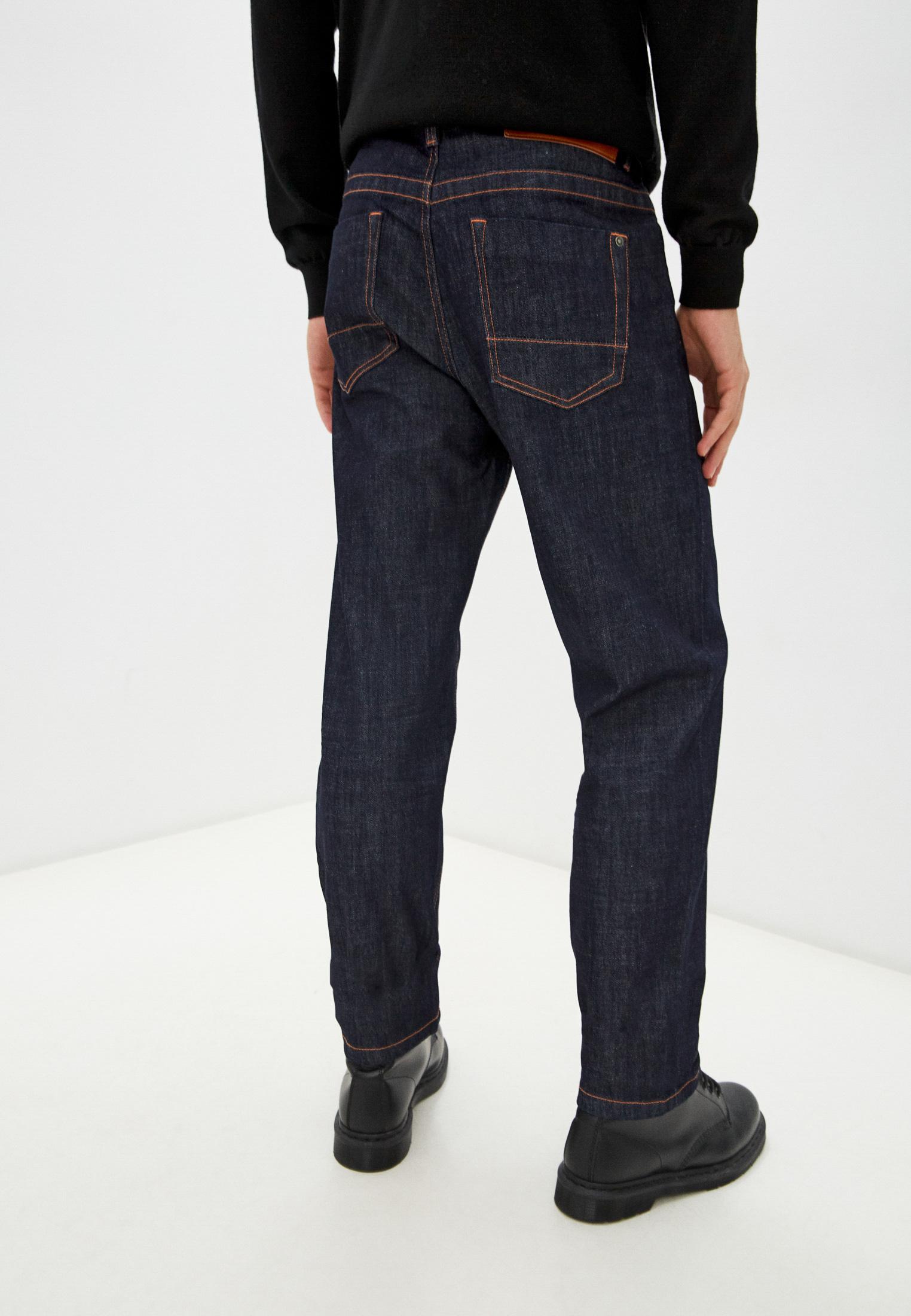 Мужские прямые джинсы Bikkembergs (Биккембергс) C Q 102 03 S 3393: изображение 14